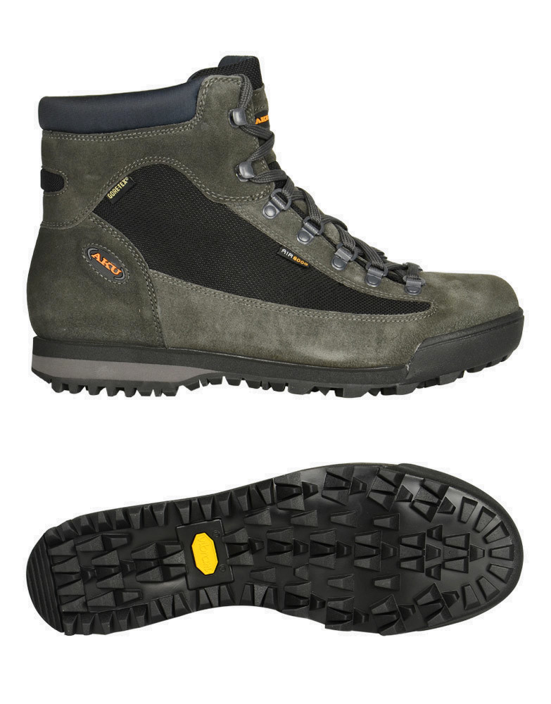 Slope GTX by Aku, Colour: Black Grey