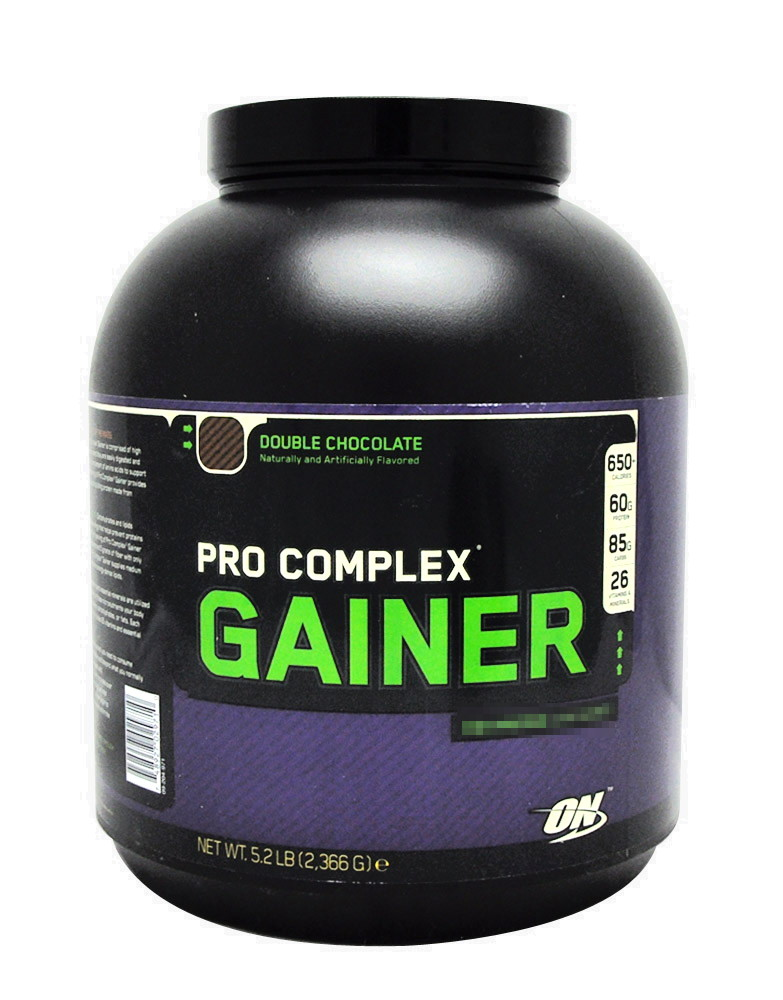 Pro Complex Gainer By Optimum Nutrition 2310 Grams Iafstore Com