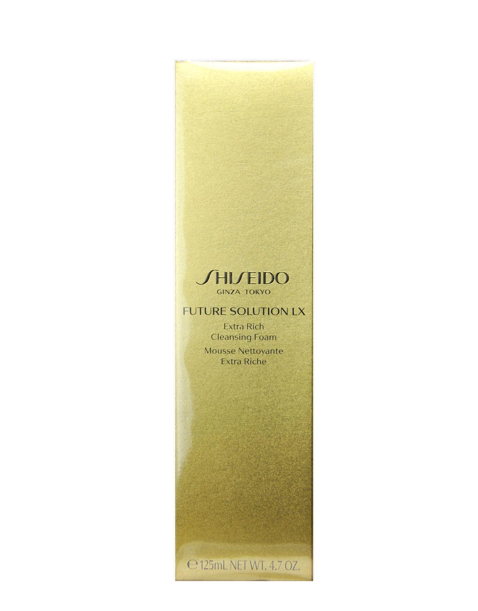 Doubt shiseido facial cleansing