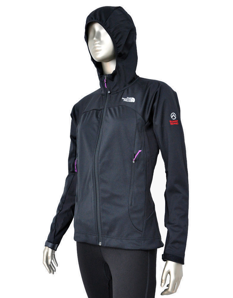 8a837ad01 Women Cipher Hybrid Hood by THE NORTH FACE (color black)