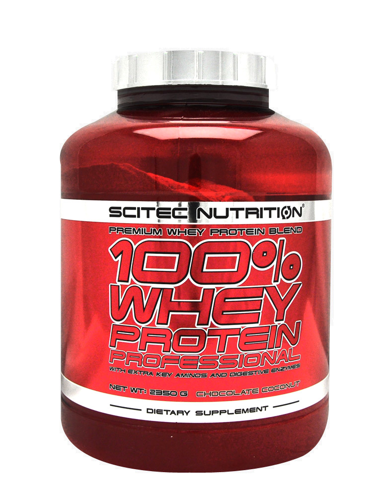 100 whey protein professional by scitec nutrition 2350 grams 53 80. Black Bedroom Furniture Sets. Home Design Ideas