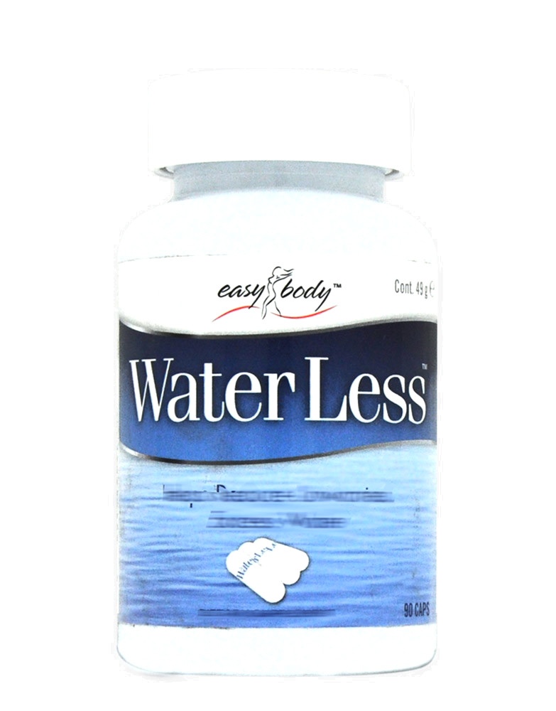 WaterLess Di EASY BODY (90 Capsule