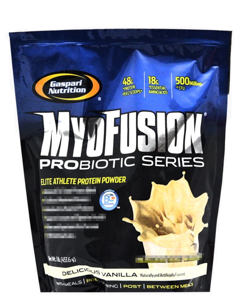 MyoFusion Probiotic Series by Gaspari