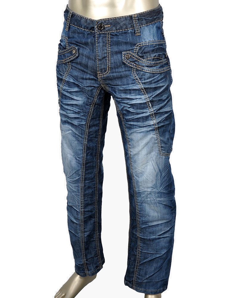 Jeans Mmj 143 By Mad Max Sportswear Colour Blue 59 50