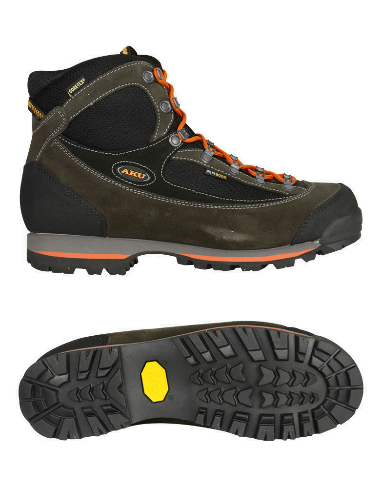 4f5010d29c476 Trekker Lite II GTX by AKU (colour  anthracite   orange)