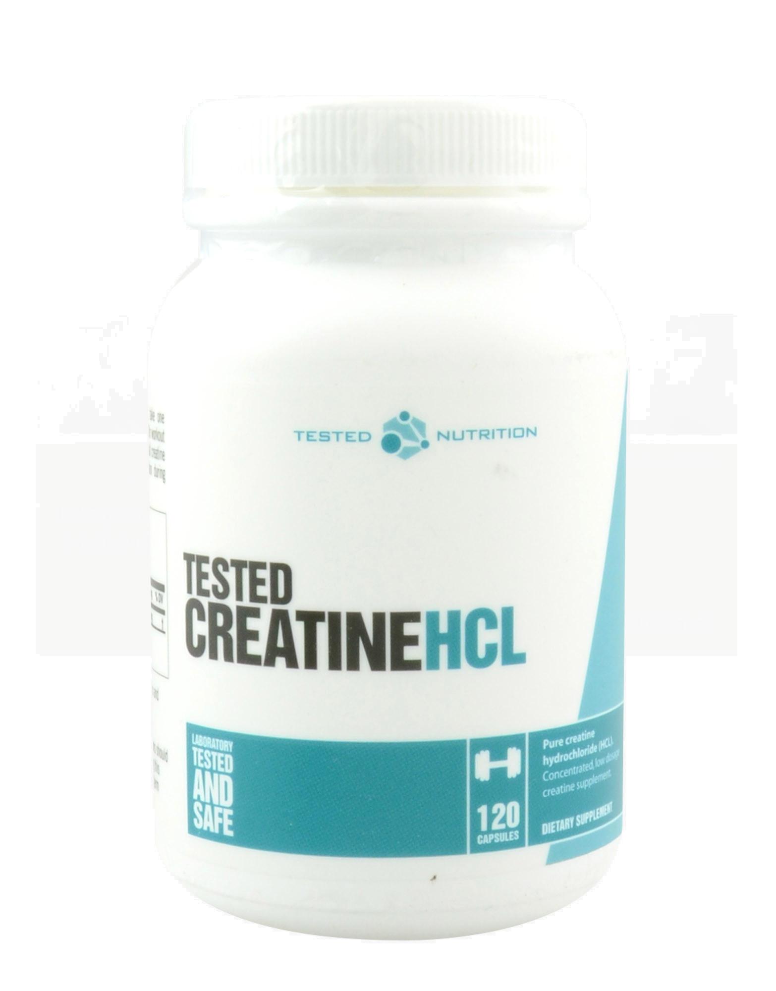 how to take creatine hcl pills