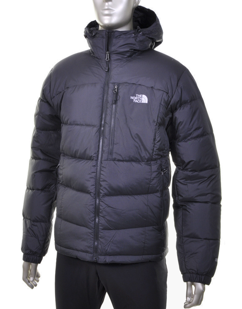 1990fb99e Argento Hoodie Jacket by THE NORTH FACE (color: black)
