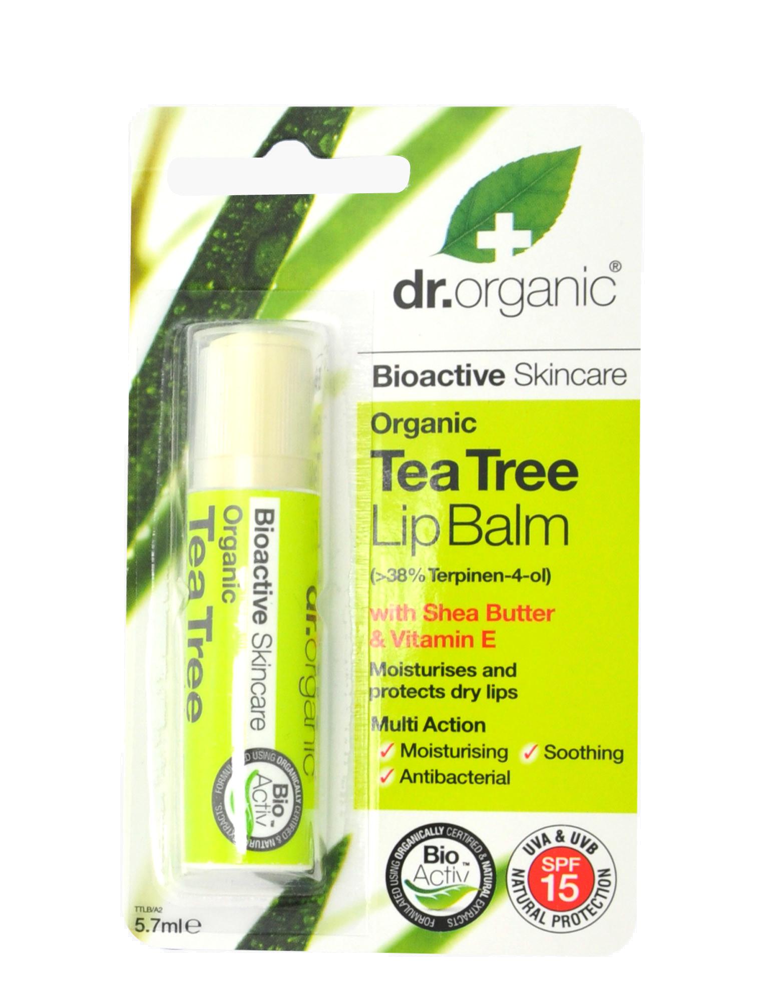 dr organic tea tree