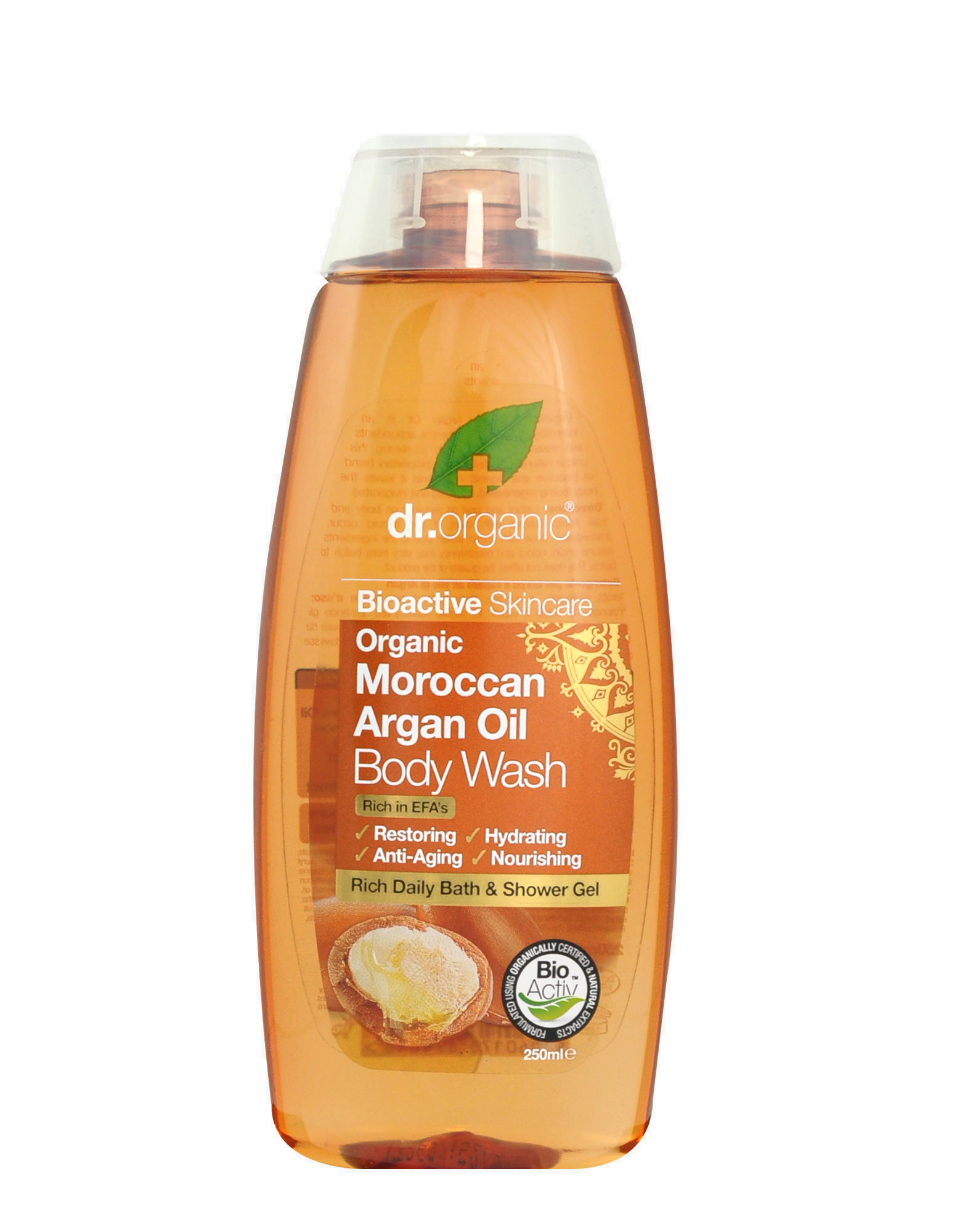 dr organic argan