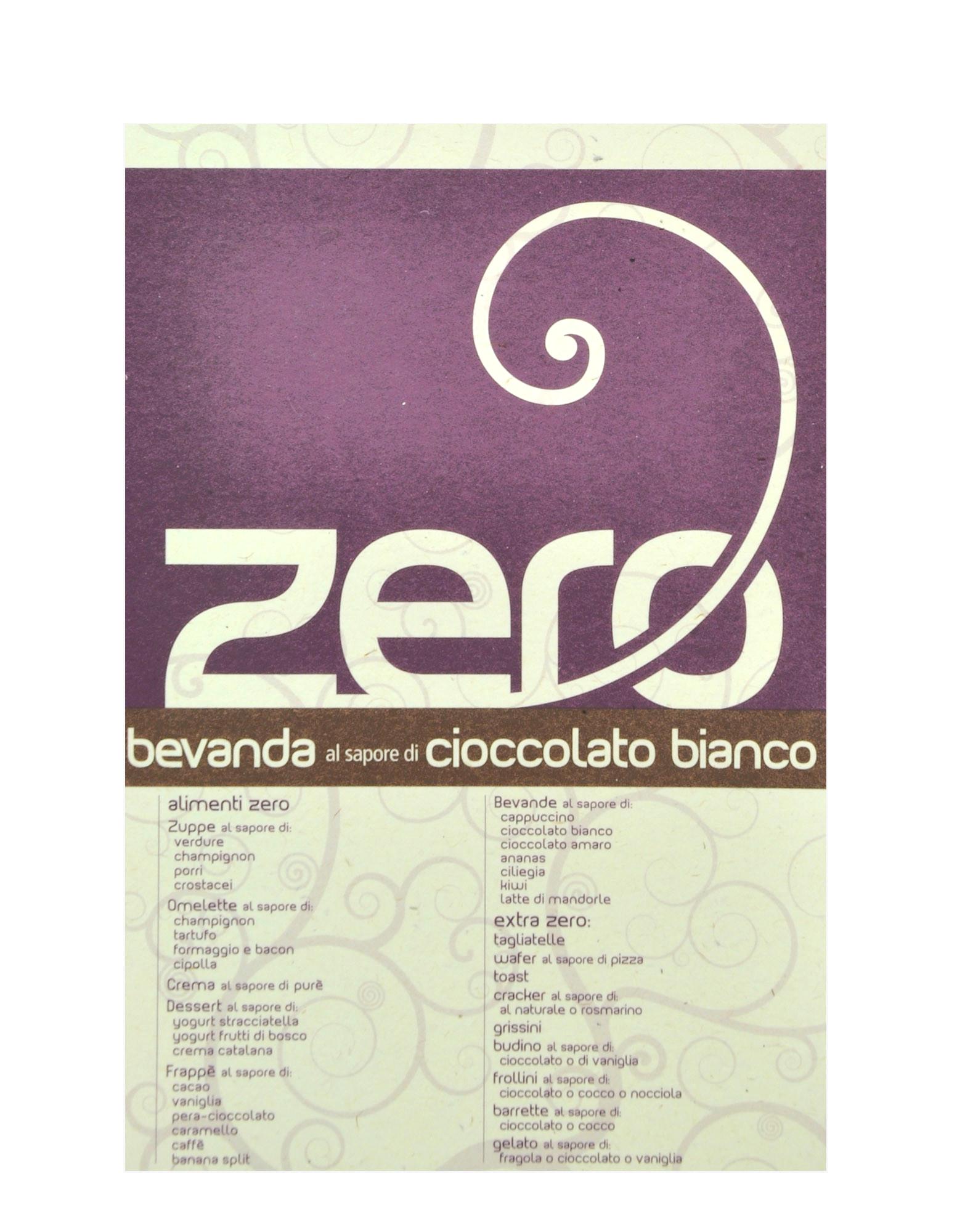 dieta zero bevanda al cioccolato