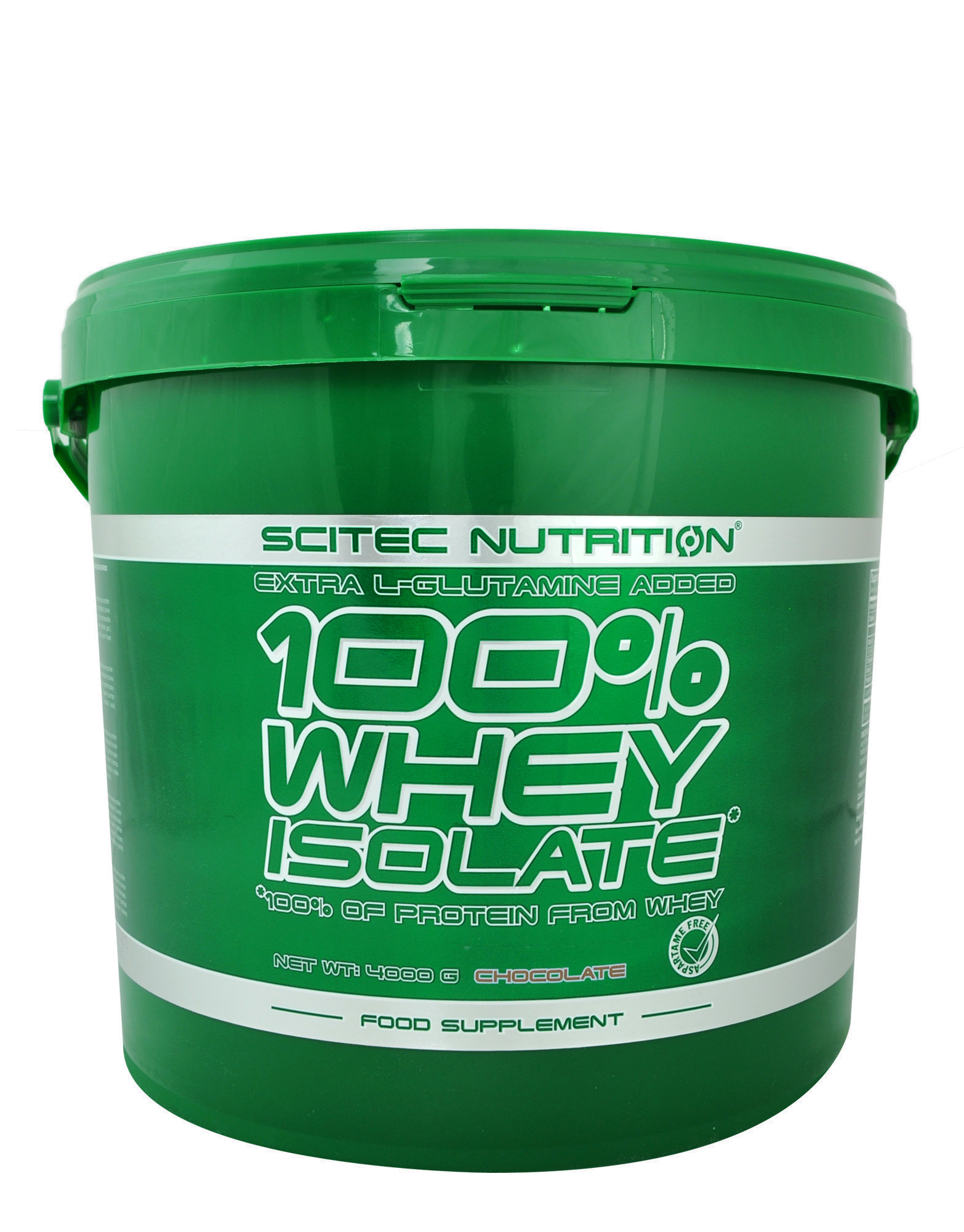 100 whey isolate scitec nutrition 4000 grammes 89 11. Black Bedroom Furniture Sets. Home Design Ideas