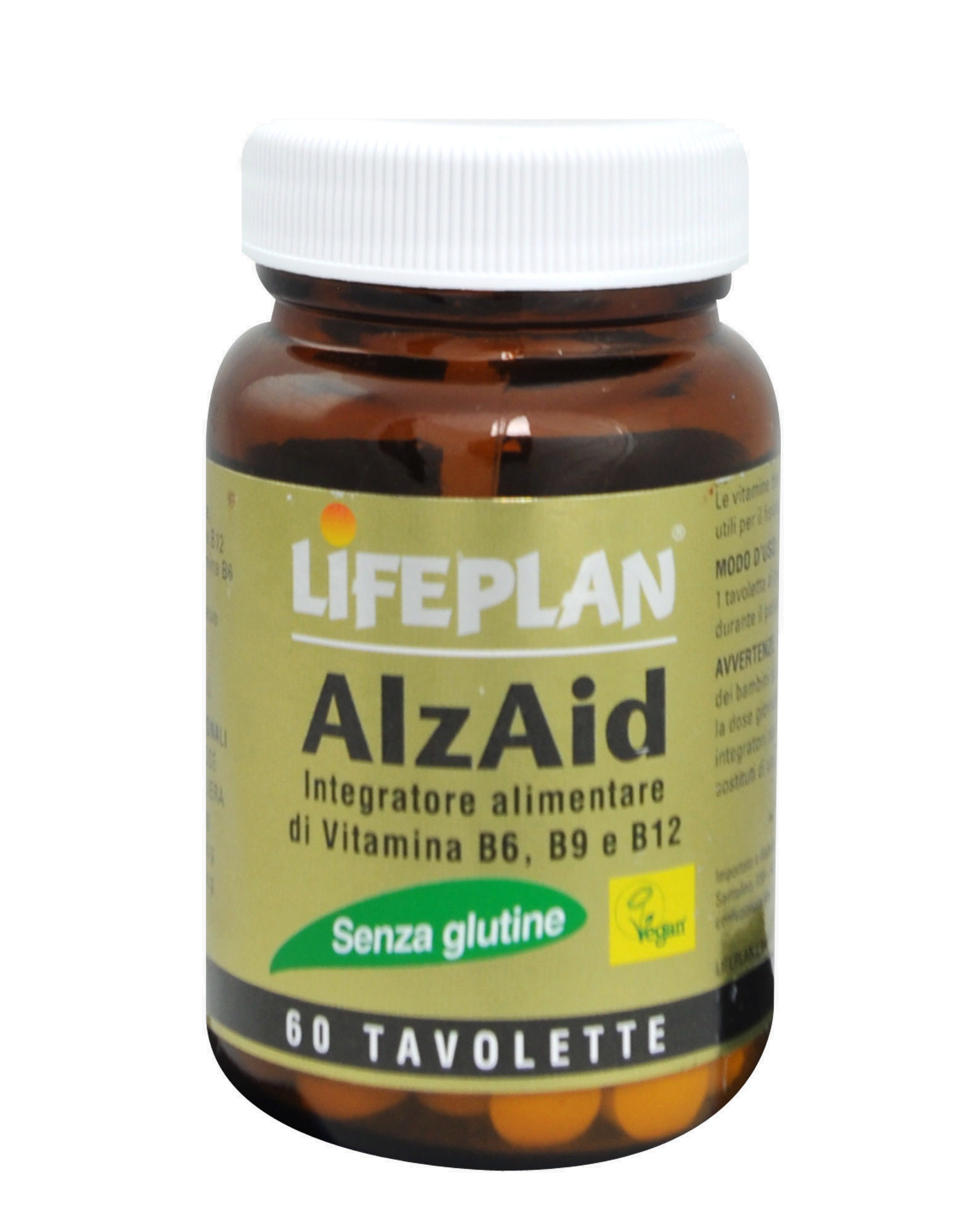 AlzAid by LIFEPLAN (60 tablets) € 17,82