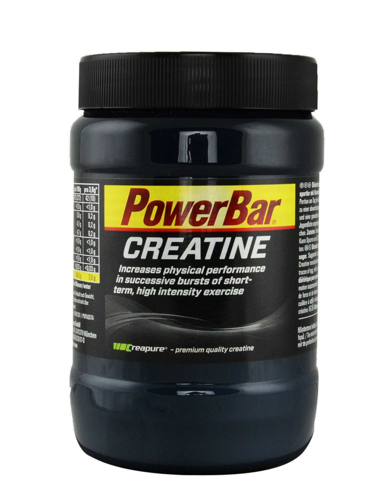 Creatine and sugar