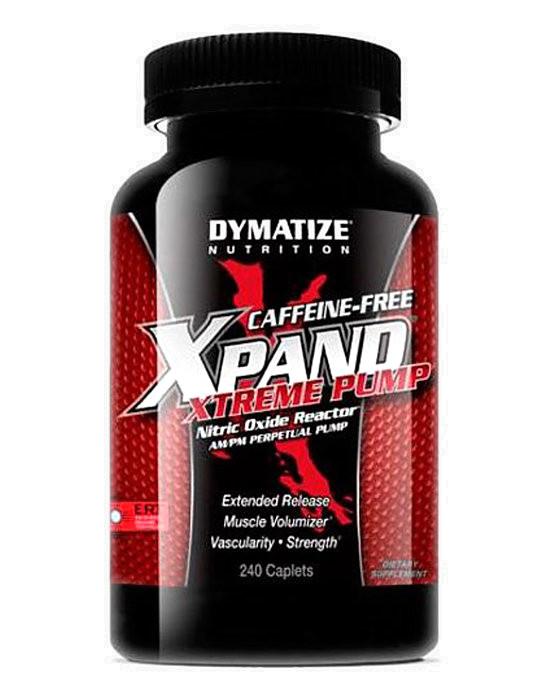 Xtreme caplets DYMATIZE240 Xpand Pump by 0nmN8w