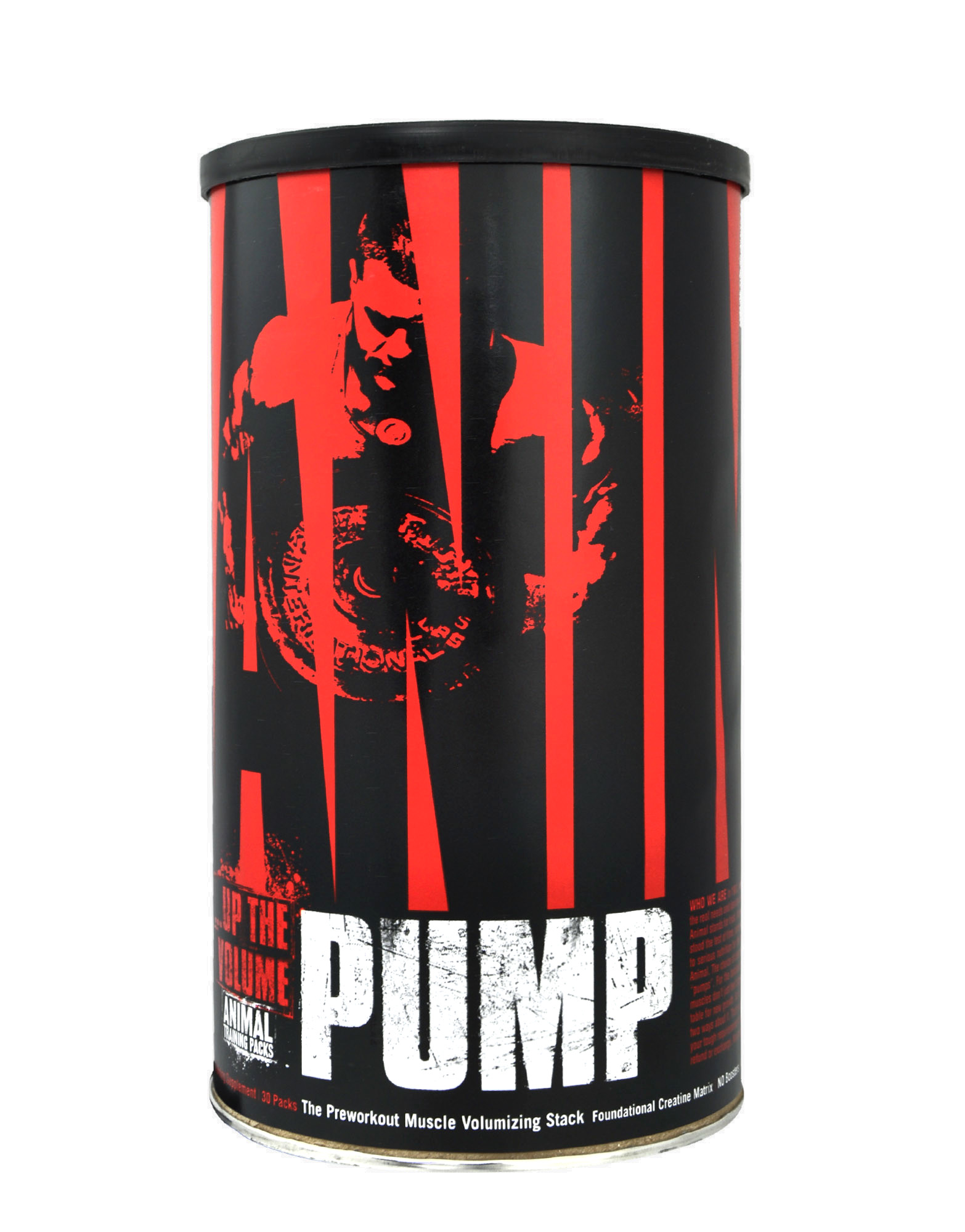 Animal Pump EU by UNIVERSAL NUTRITION (30 packets)