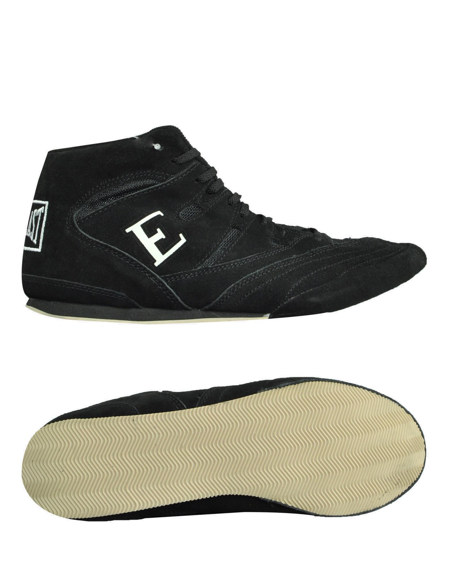 Everlast Lo Top Boxing Shoe Black