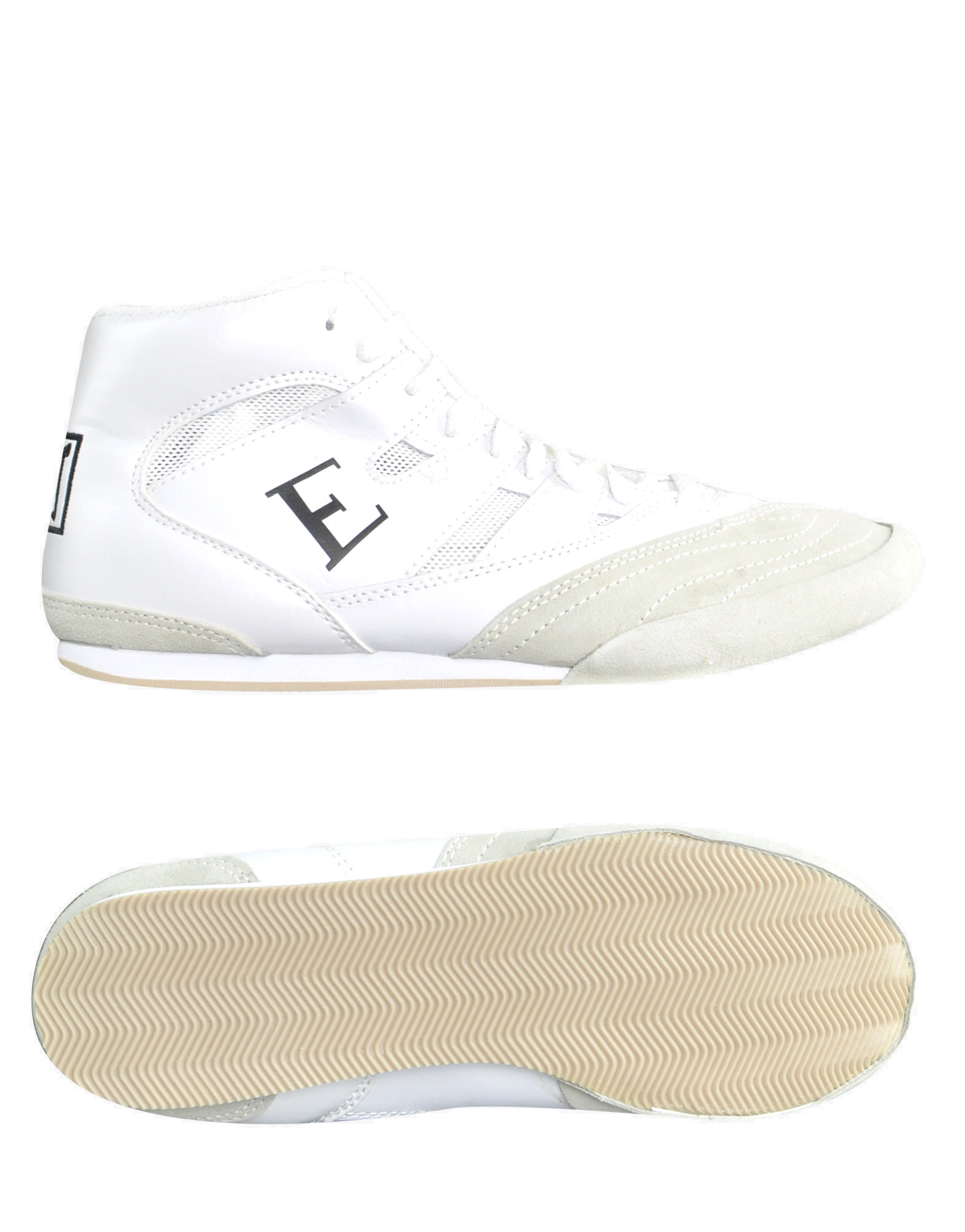 46aac1c99 EVERLAST BOXING Professional Suede Boxing Lo-Top Shoe Colour: White