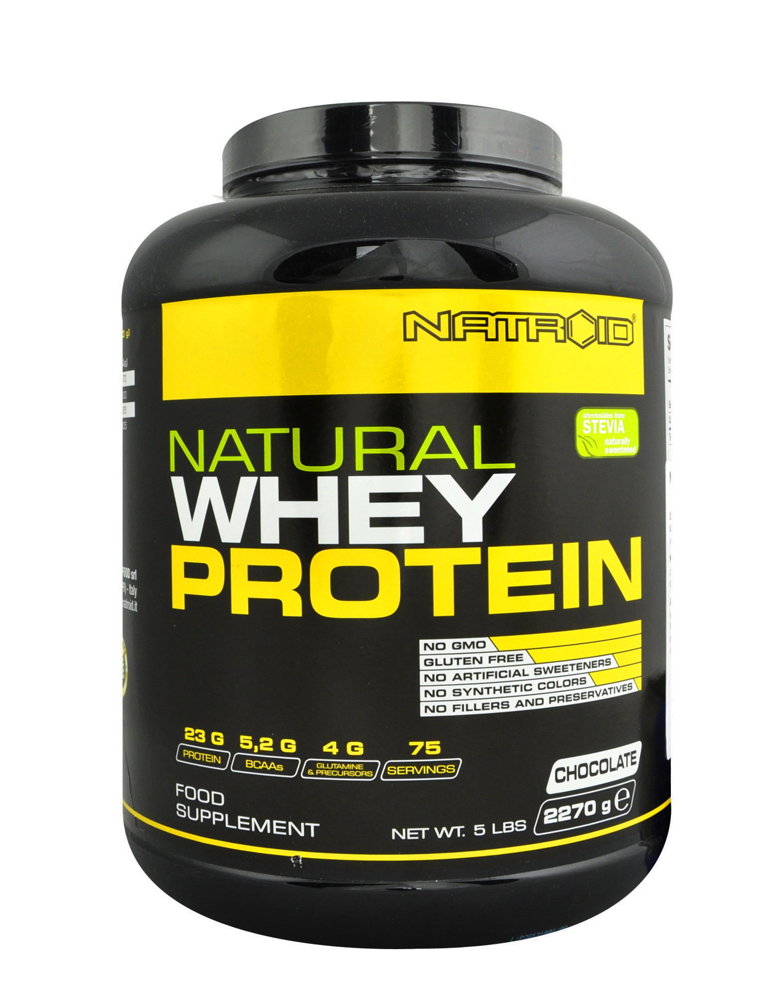 natural whey protein by natroid 2270 grams. Black Bedroom Furniture Sets. Home Design Ideas