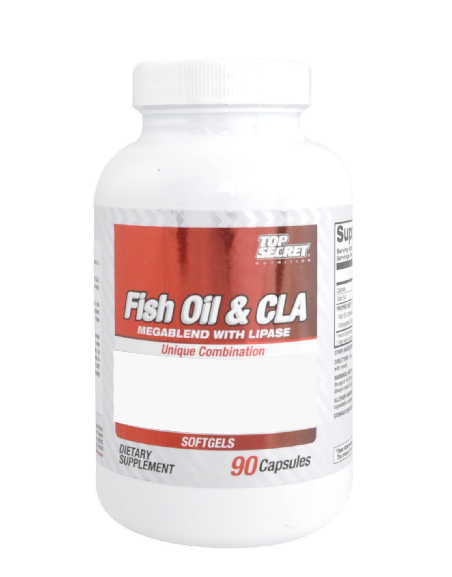 Fish oil cla by top secret nutrition 90 capsules 22 97 for Best fish oil capsules
