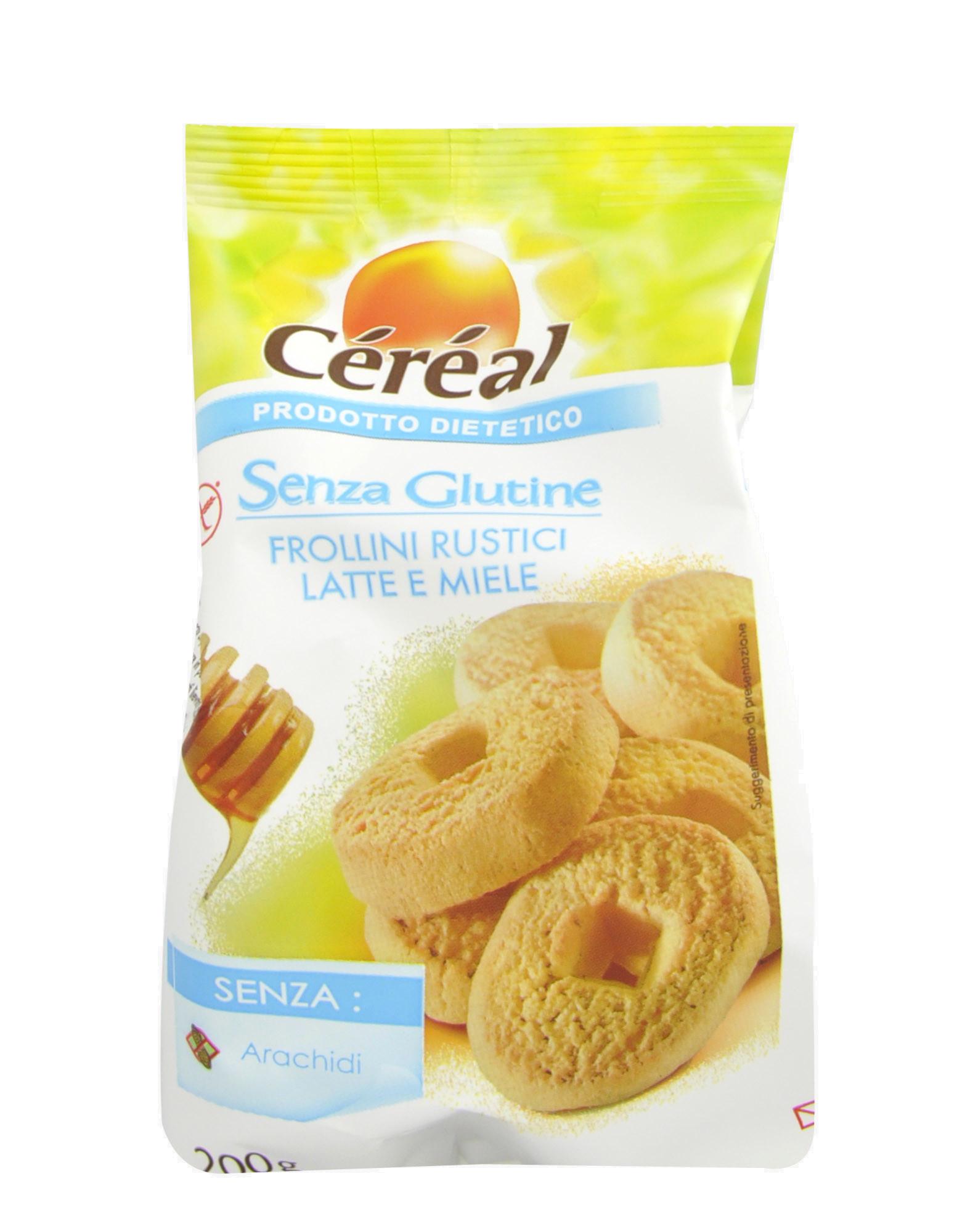 Risultati immagini per frollini cereal senza glutine