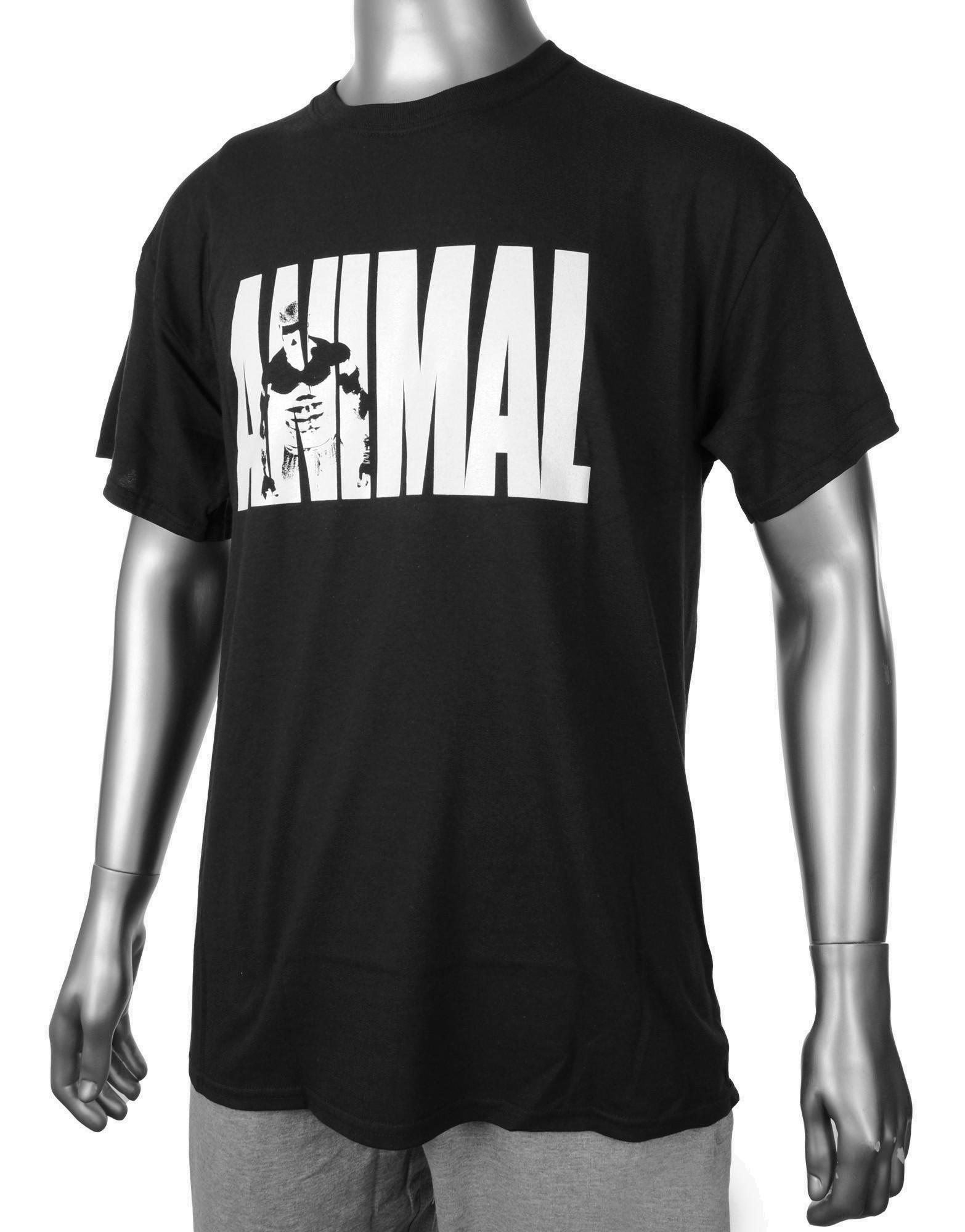 Animal Iconic T Shirt By ANIMAL GEAR Colour Black 1042