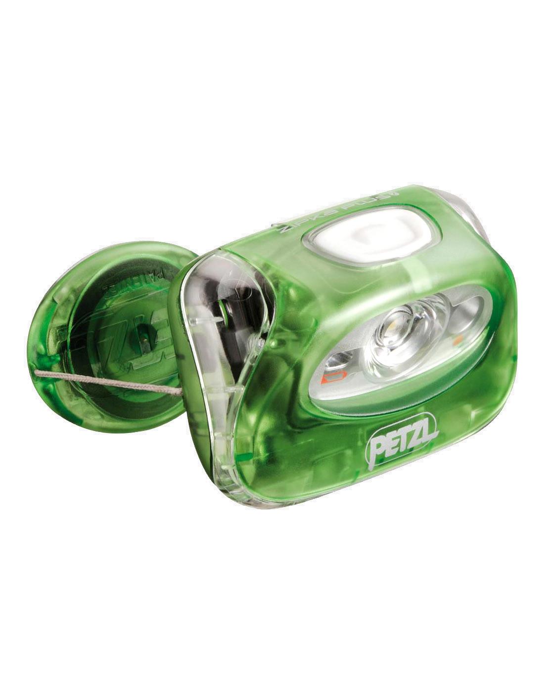 Lampe Frontale Zipka Plus 2 Petzl Couleur Vert
