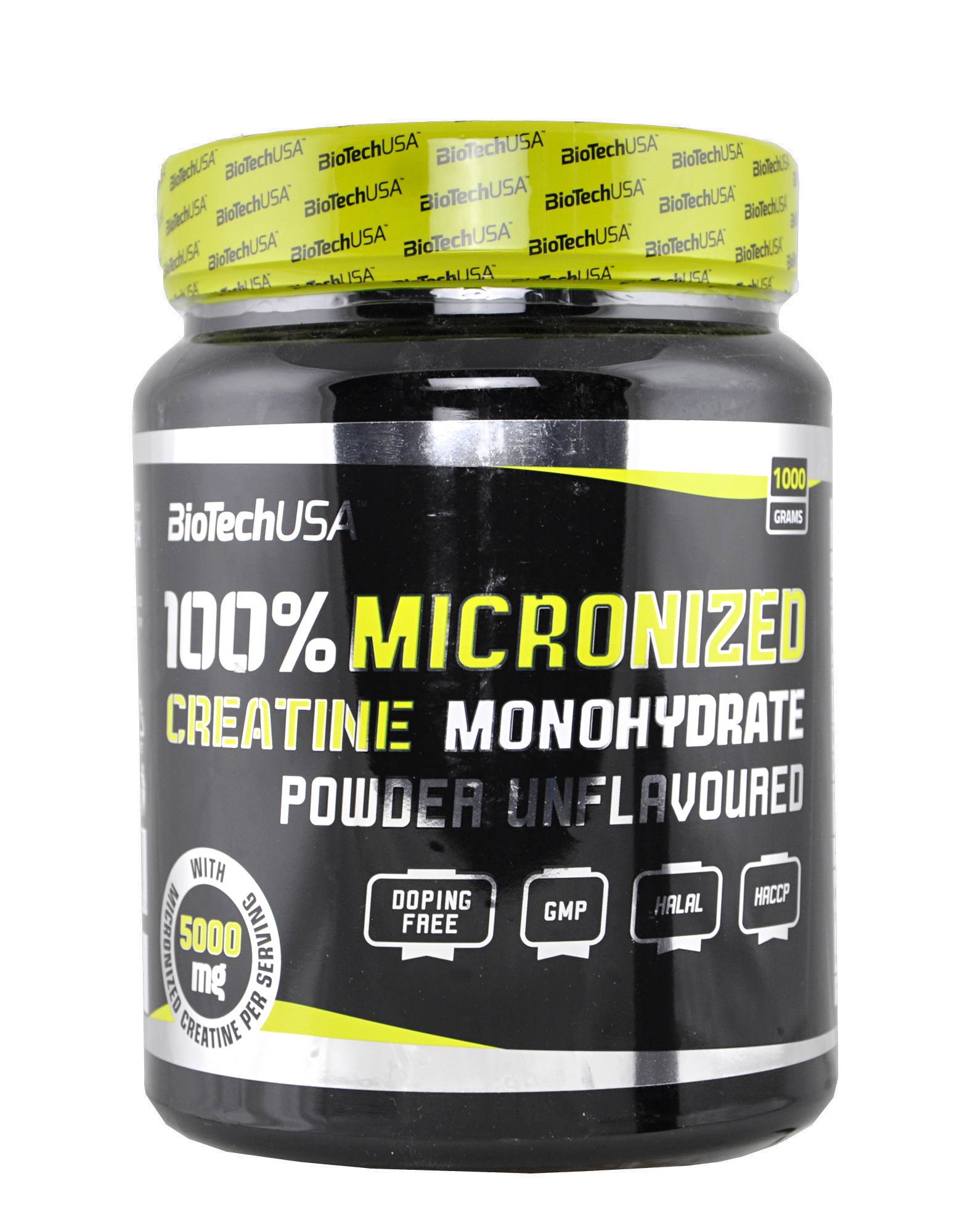 Micronized creatine monohydrate review