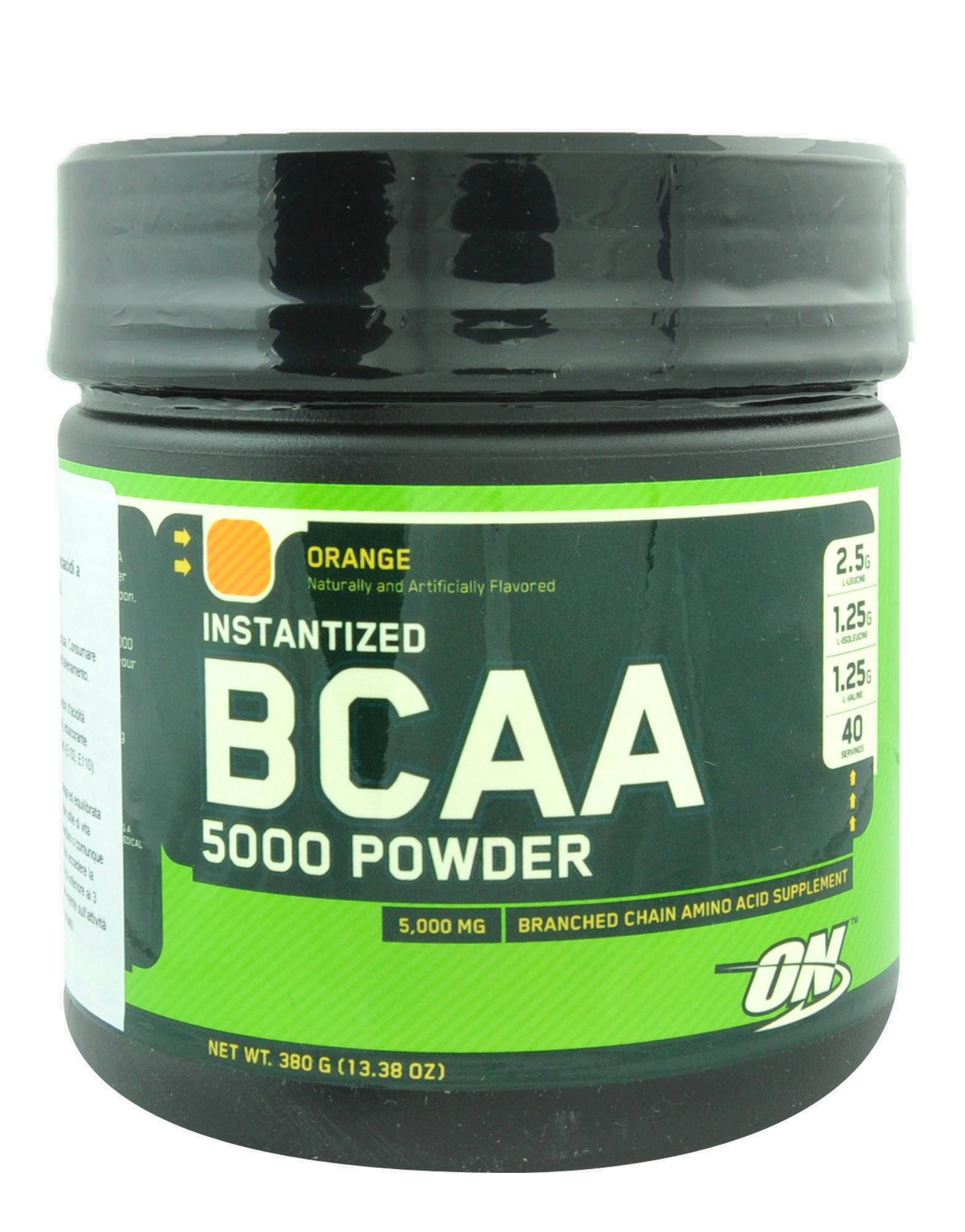 bcaa 5000 powder 380 г купить