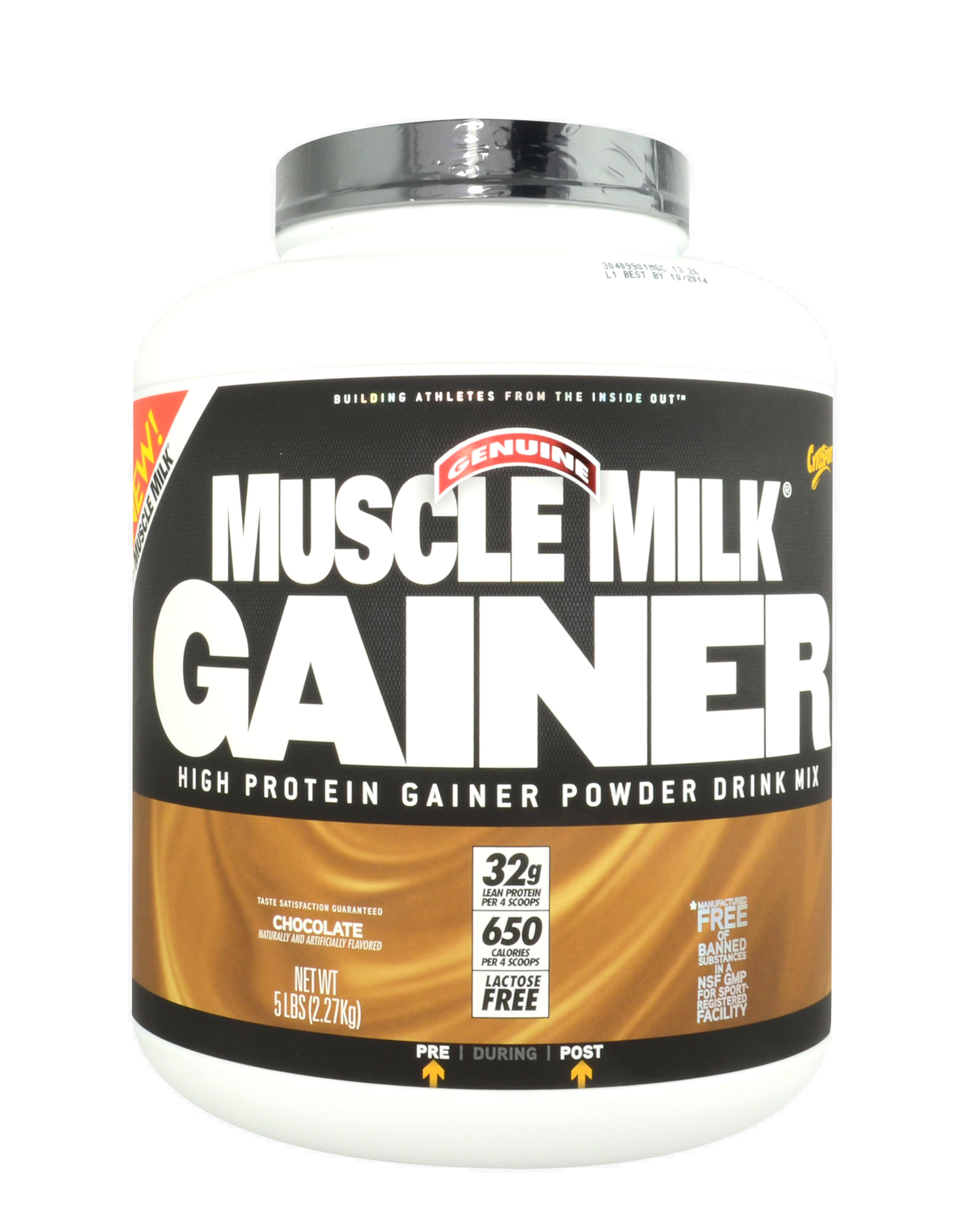 Muscle Milk Gainer by Cytosport, 2270