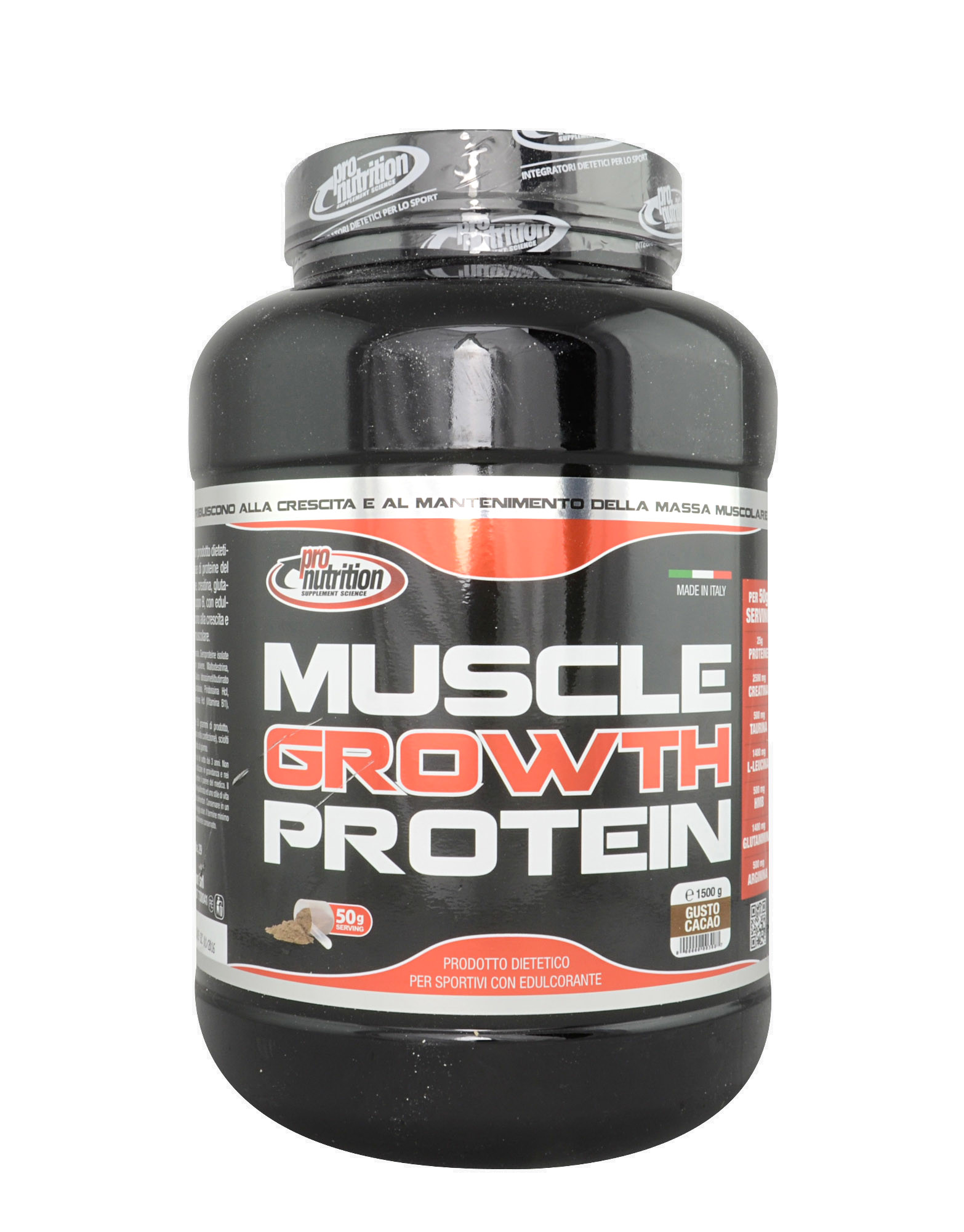 New supplements for muscle growth