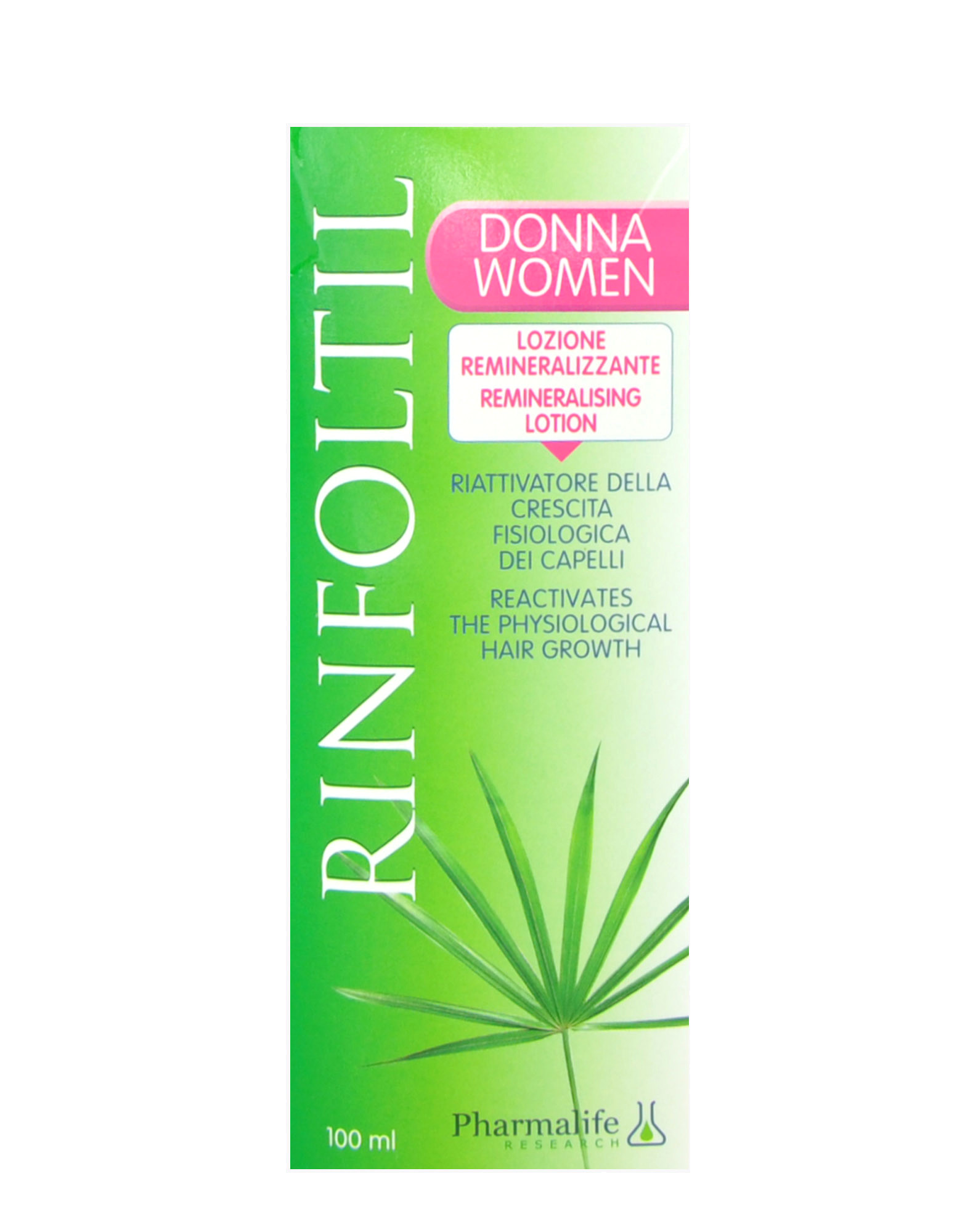 The drug for hair loss Rinfoltil - reviews, features and composition 6