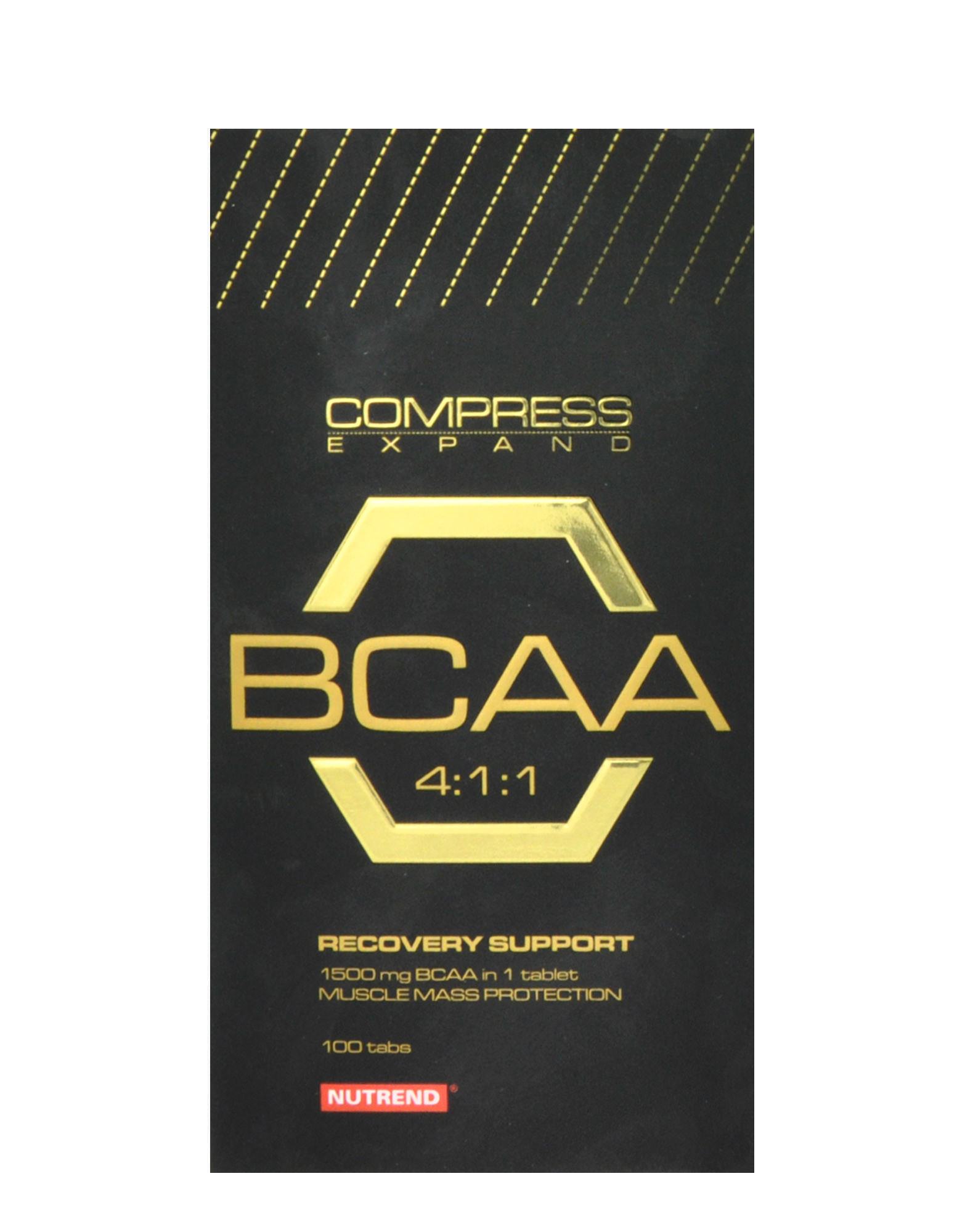 0fb7641f9 Compress Expand - BCAA 4 1 1 by NUTREND (100 tablets)