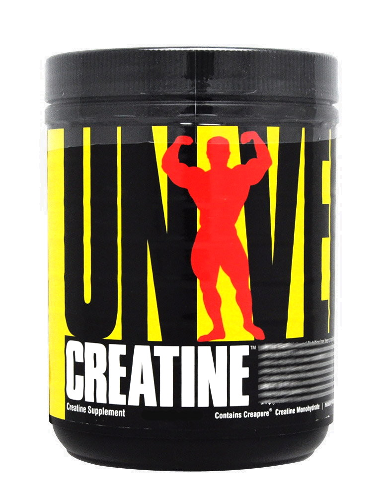 UNIVERSAL NUTRITION Creatine 120 grams