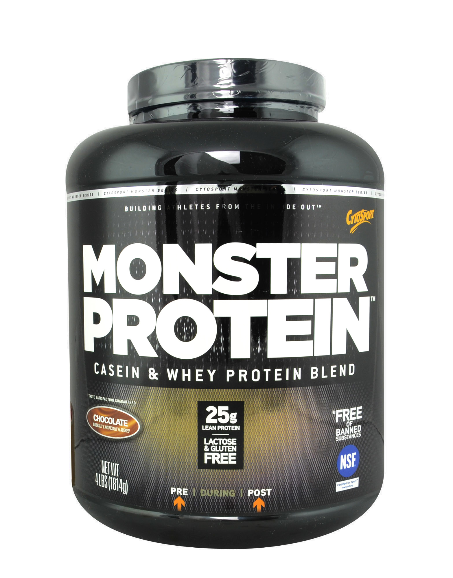 Monster food protein