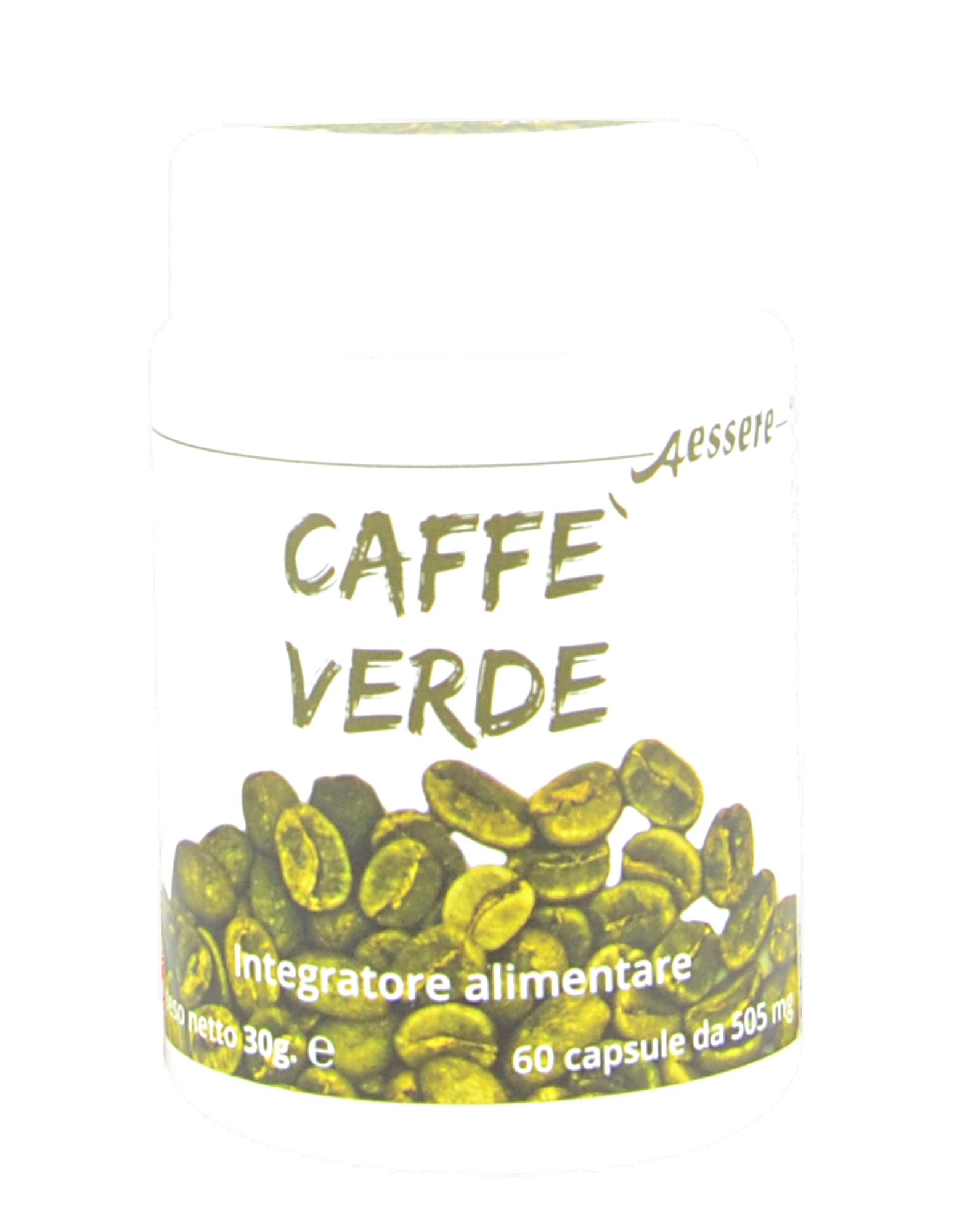 kapsules di caffè verde kaina