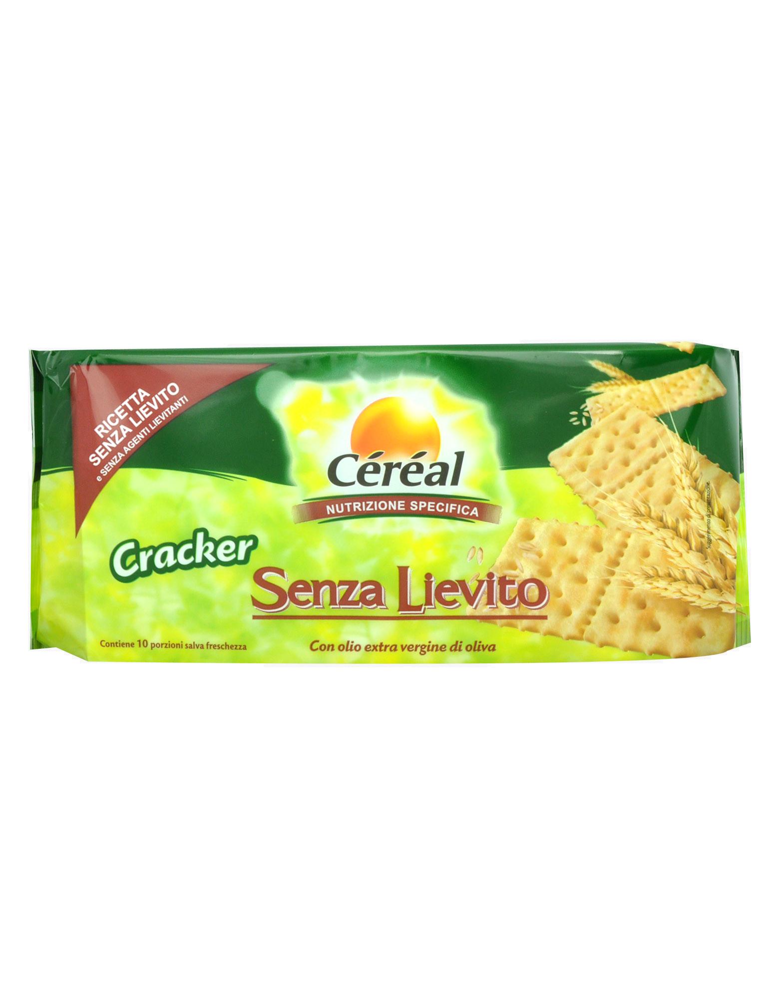 Crackers Senza Lievito Cracker Senza Lievito250