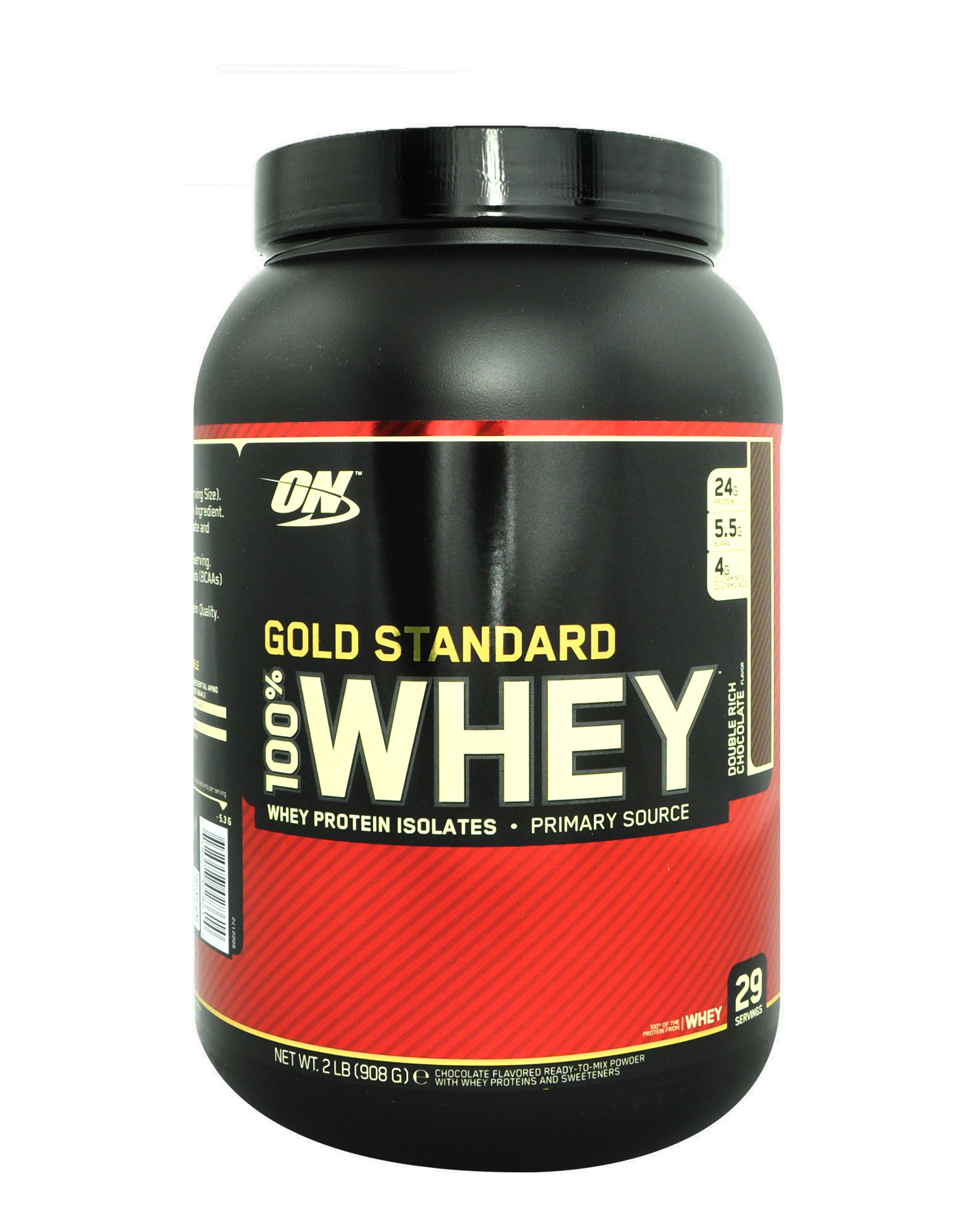 como tomar la proteina 100 whey gold standard