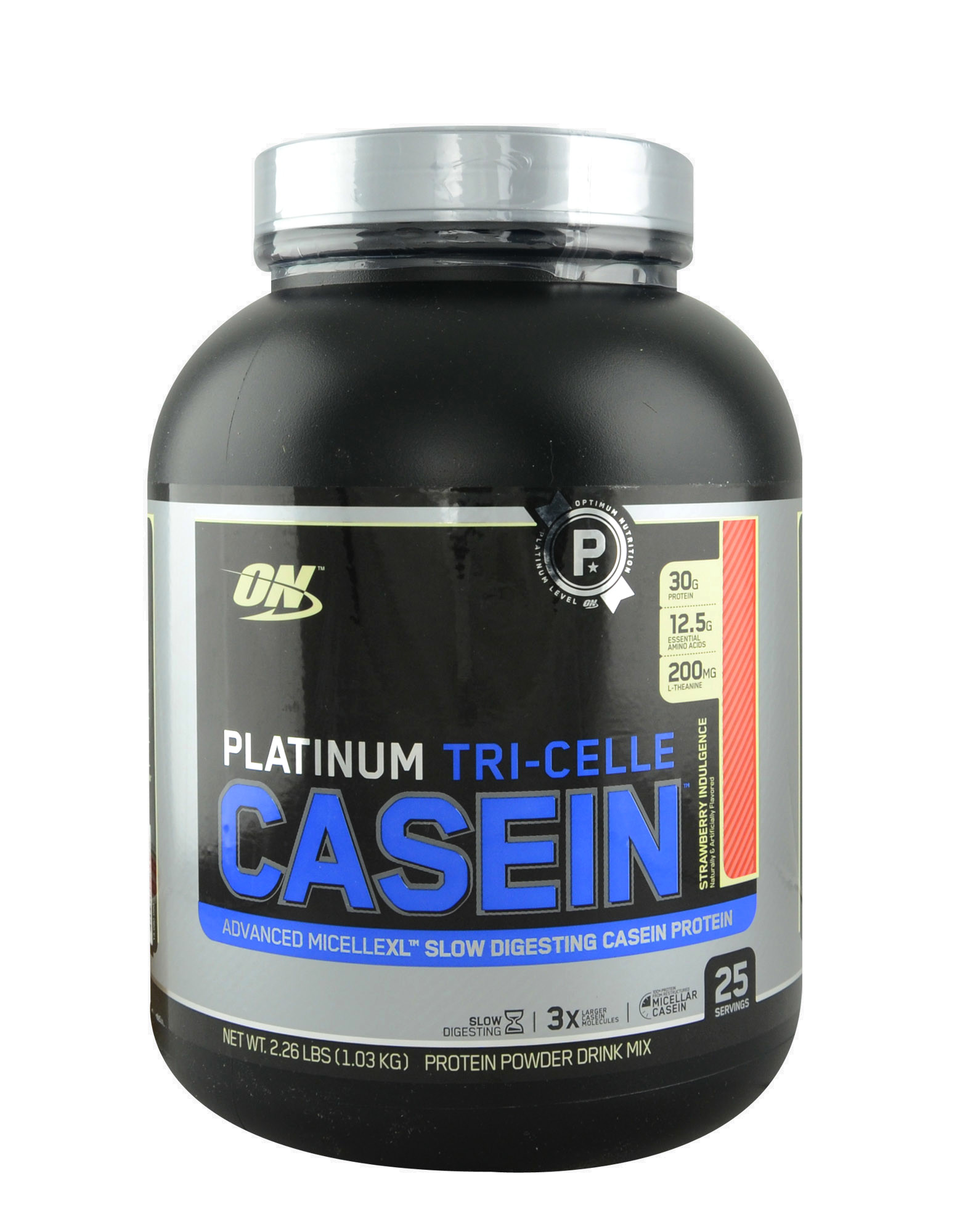 Platinum Tri Celle Casein By Optimum Nutrition 1080 Grams