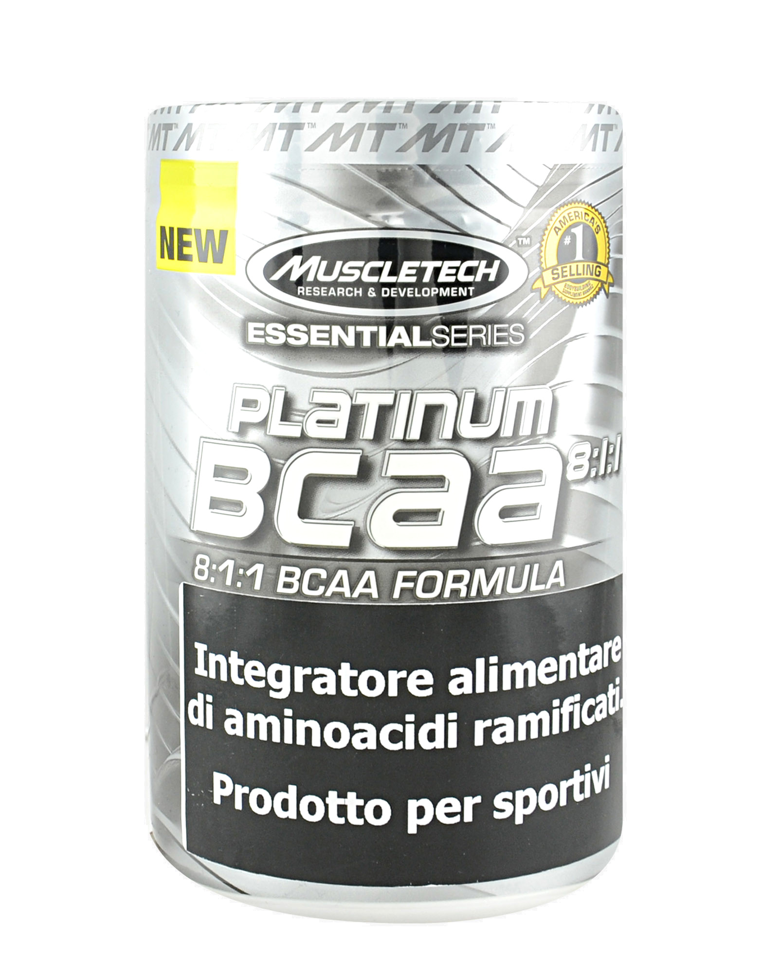 platinum bcaa 8 1 1 essential series by muscletech 200. Black Bedroom Furniture Sets. Home Design Ideas