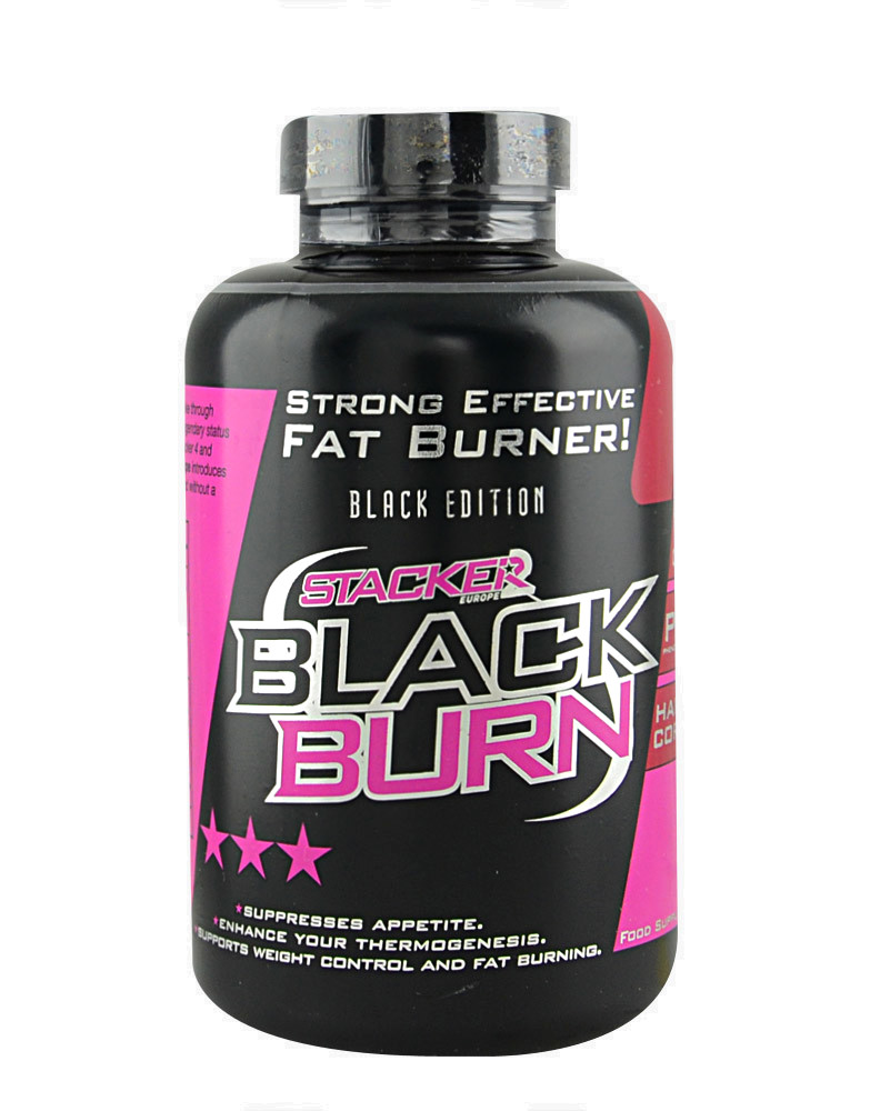 black burn burn burner
