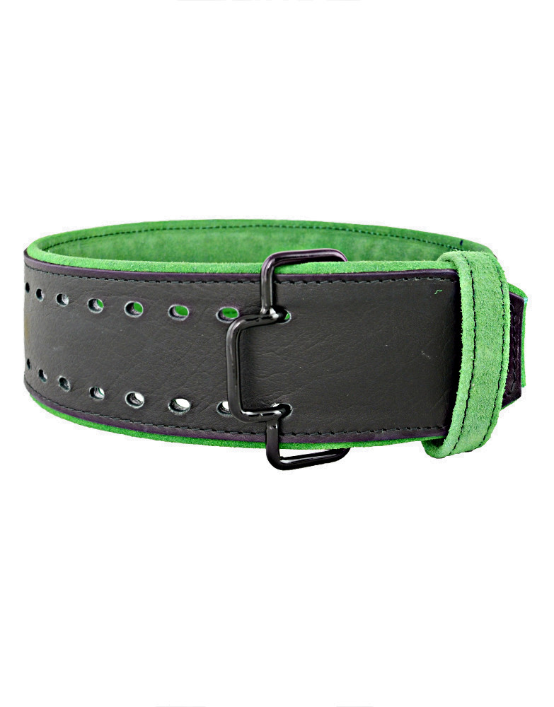 Leather Quick Release Belt by MAD MAX SPORTSWEAR
