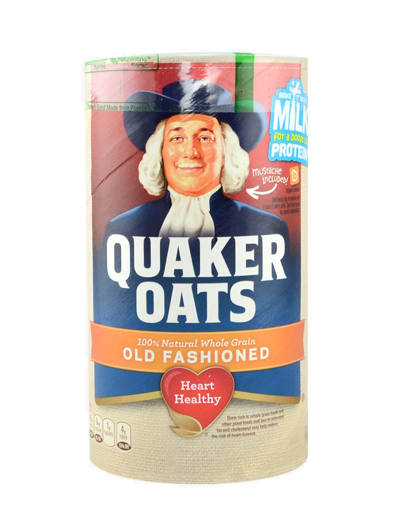 quaker oats and snapple Quaker is serving up wholesome goodness in delicious ways nourish your family morning to night with healthy breakfast and healthy snack options.