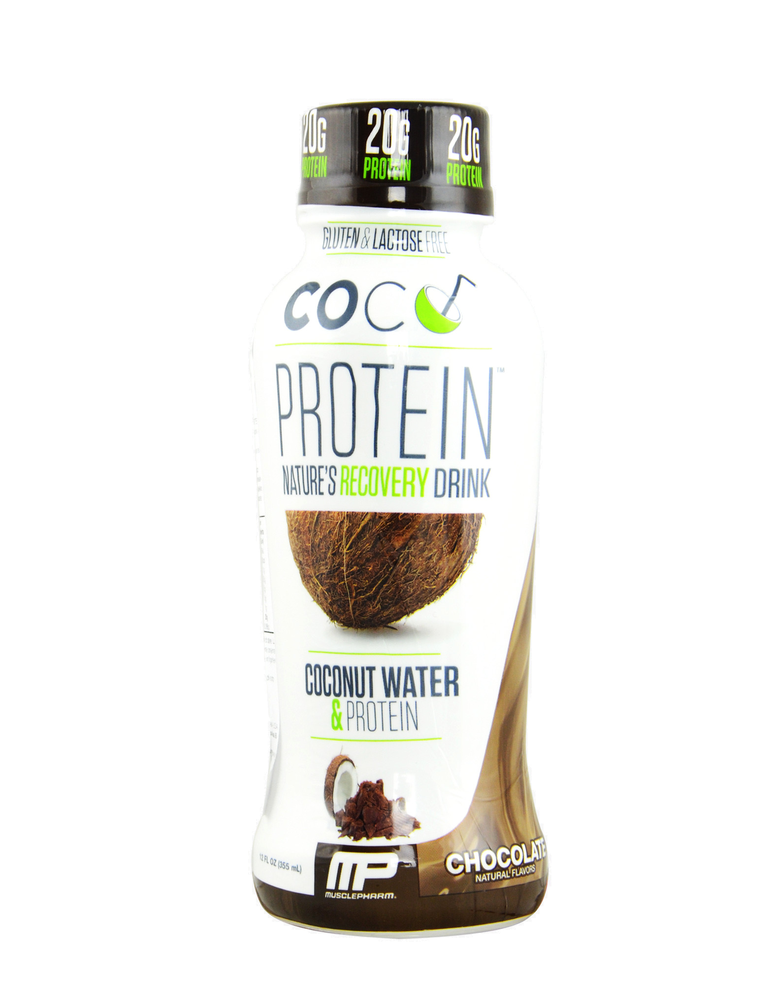 Coco Protein Drink By Musclepharm 1 Bottle Of 355ml