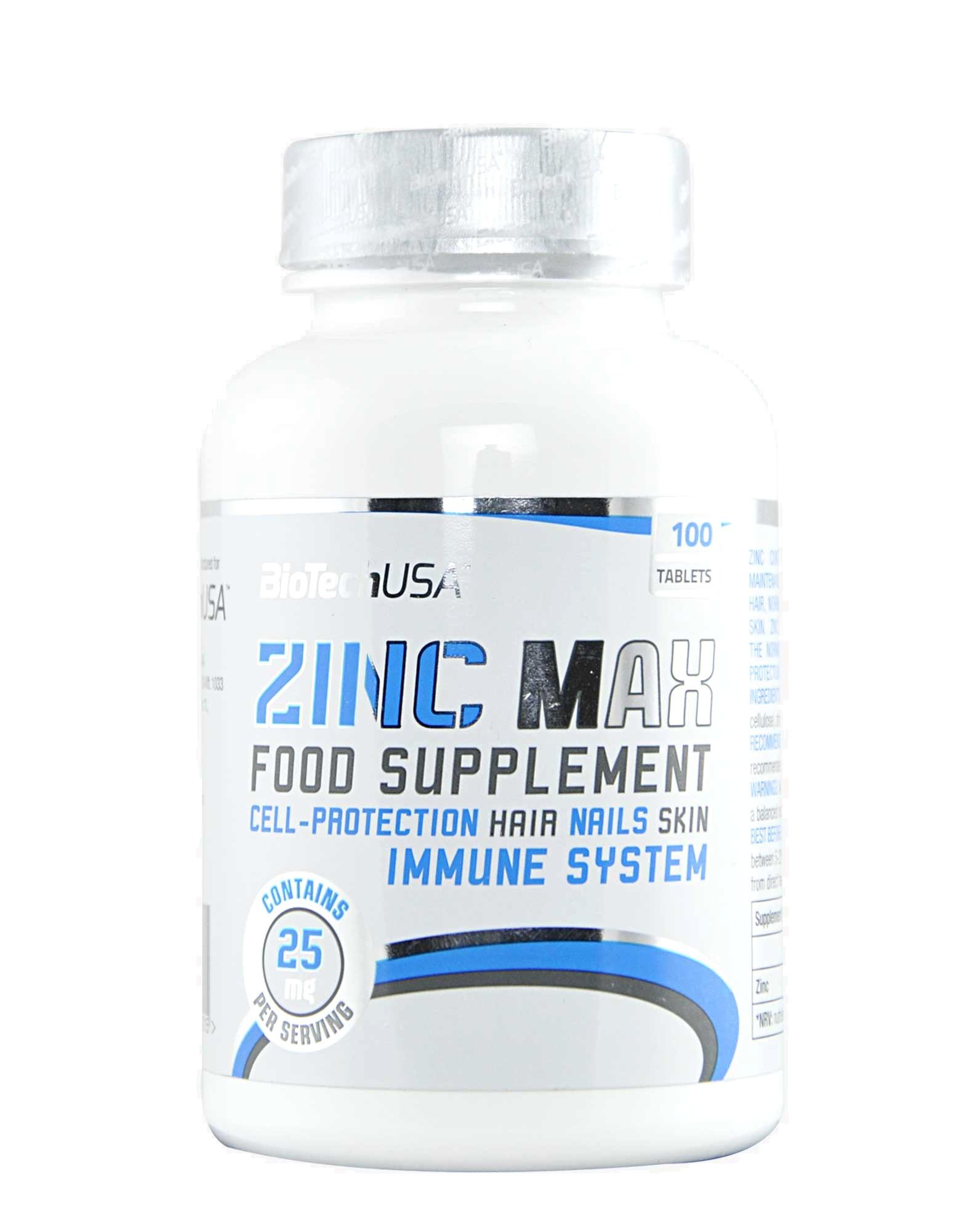 Zinc Max 100 tablets