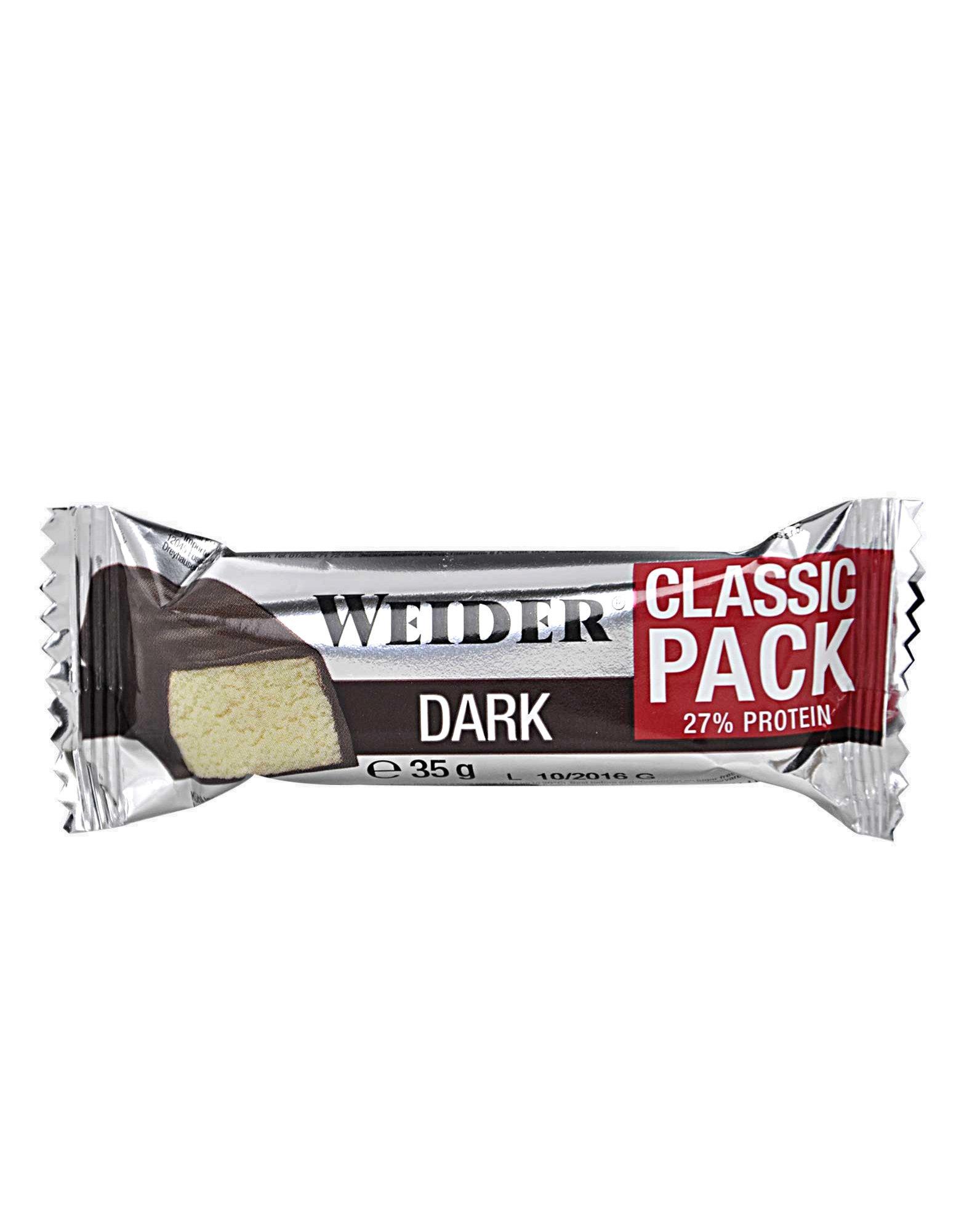 cc303c20042be Classic Pack Bar von WEIDER (1 riegel von 35 gramm)