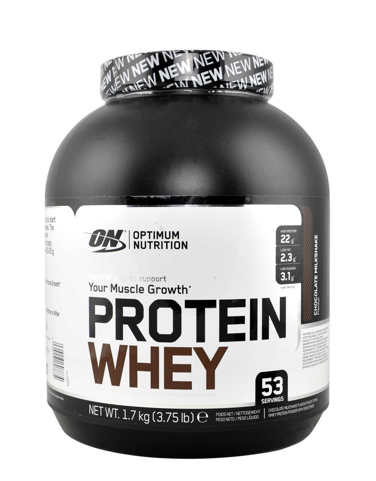 On whey protein nutrition
