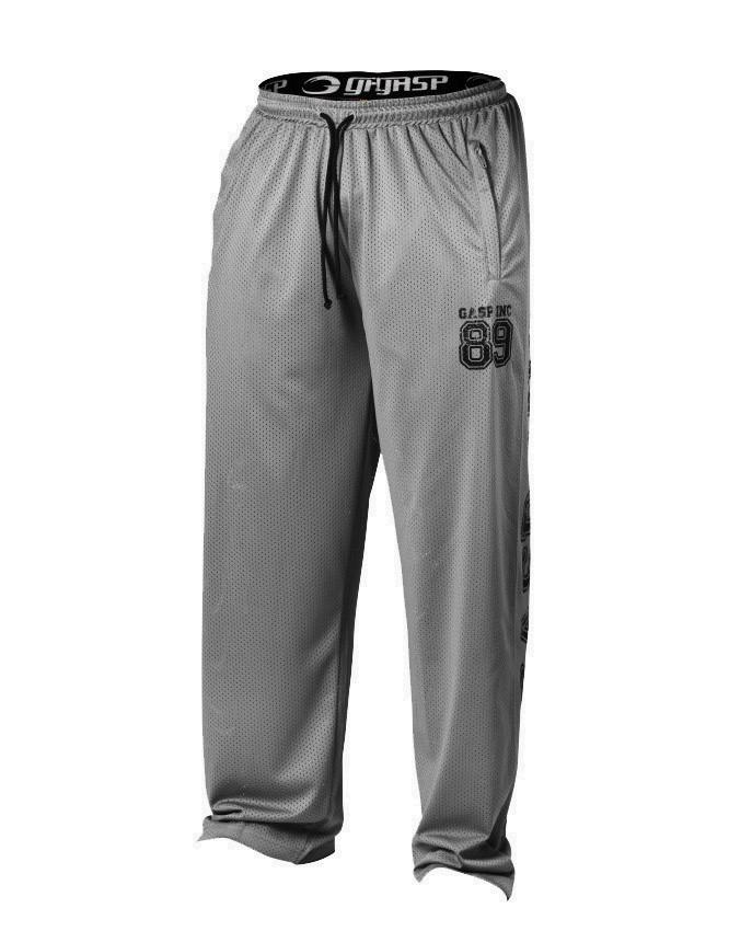 Mesh Pants By Gasp Wear Colour Metal 83 88