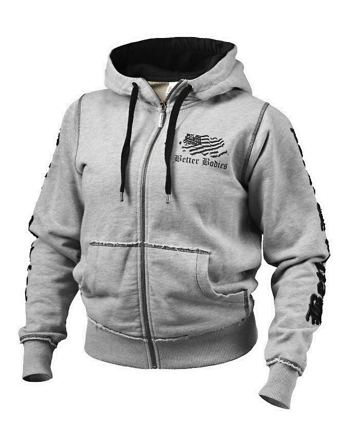 better bodies hoodie