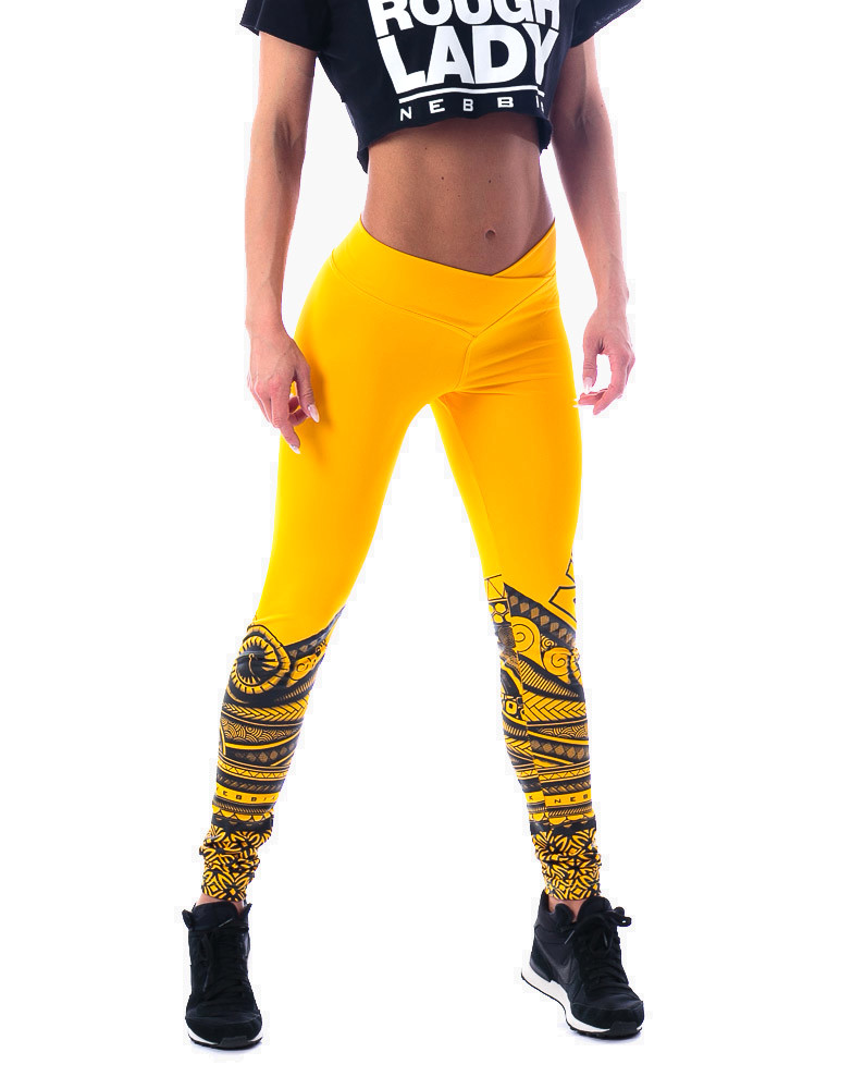 Tights Tattoo 215 By Nebbia Colour Yellow 55 99