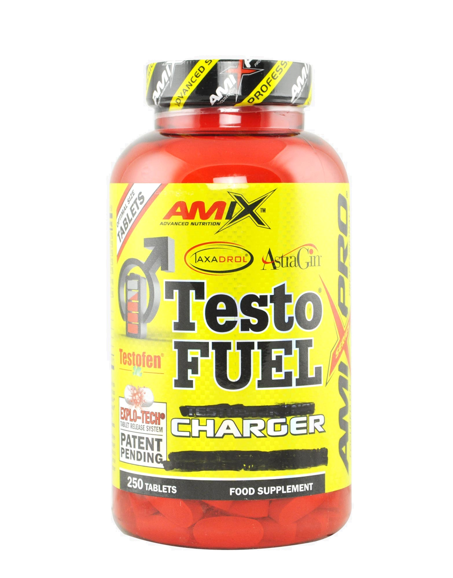 Testo Fuel by AMIX (250 tablets) $ 75,60